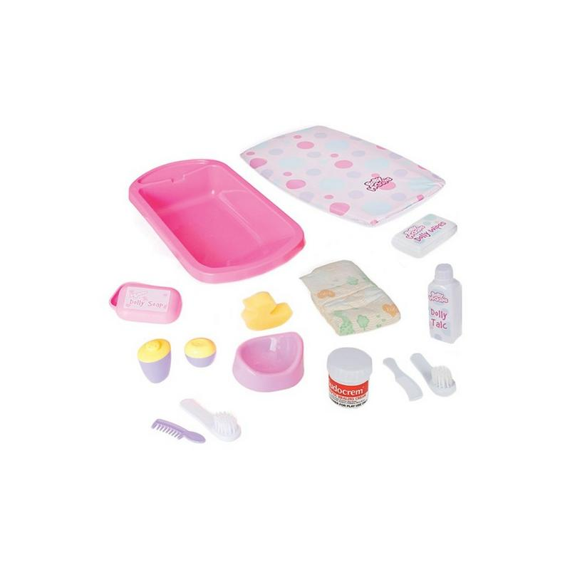 Image of Casdon Baby Huggles Changing Mat and Potty Set