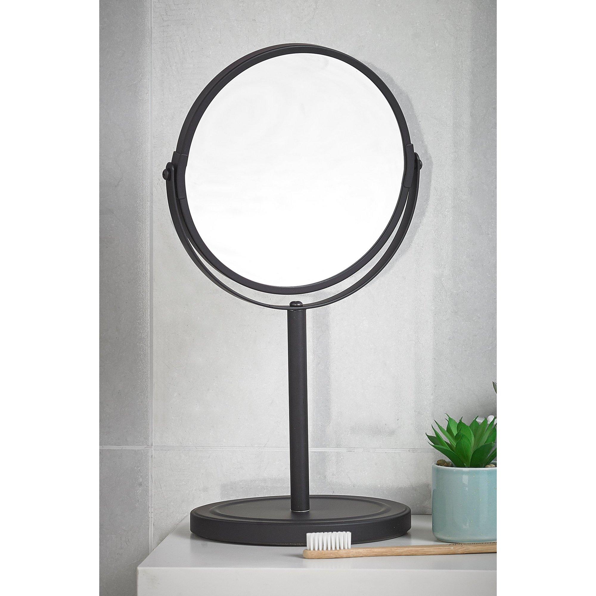 Image of ROMA Bathroom Pedestal Mirror