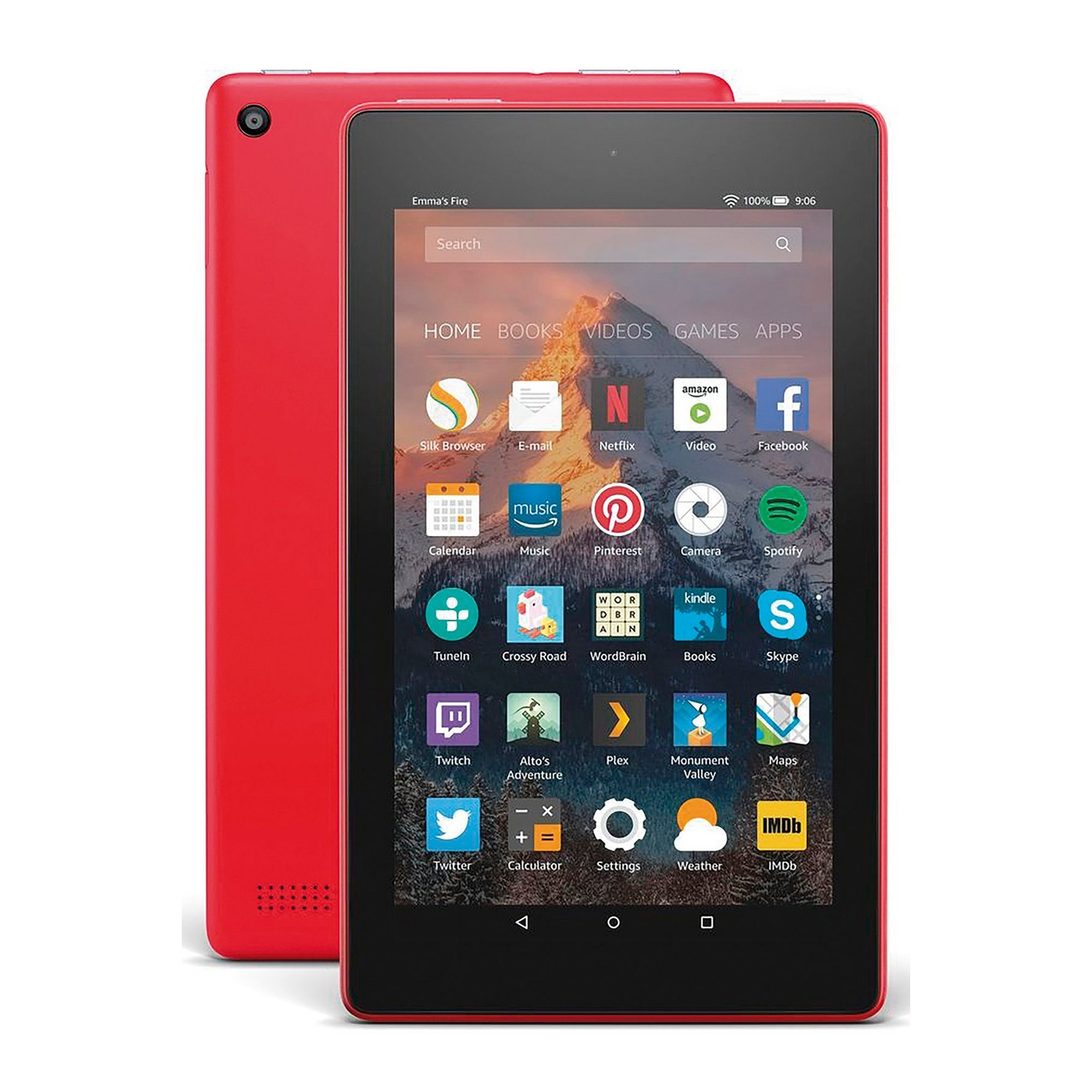 Image of Amazon Fire 10.1 Inch Tablet