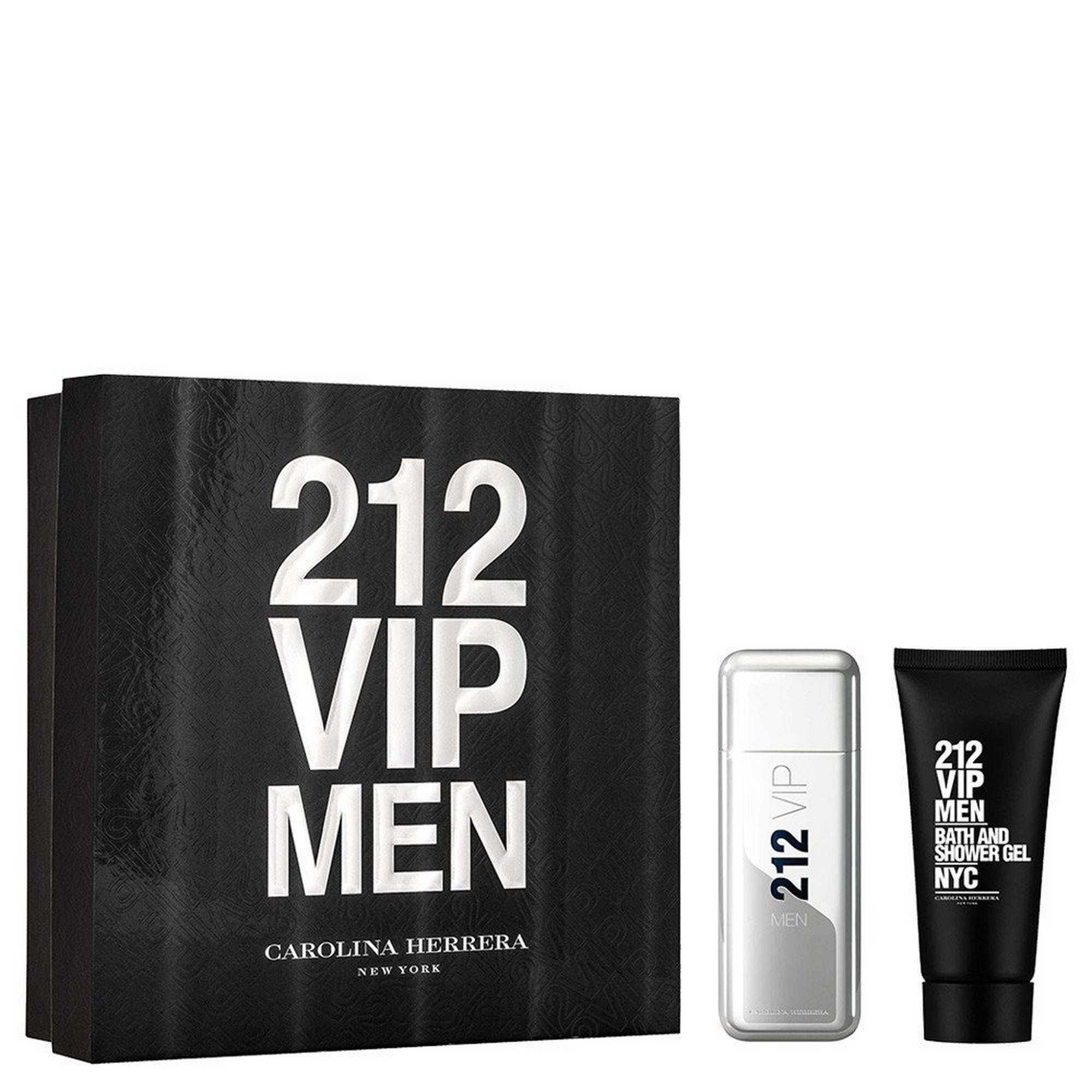 Image of Carolina Herrera 212 VIP Men 100ml Gift Set