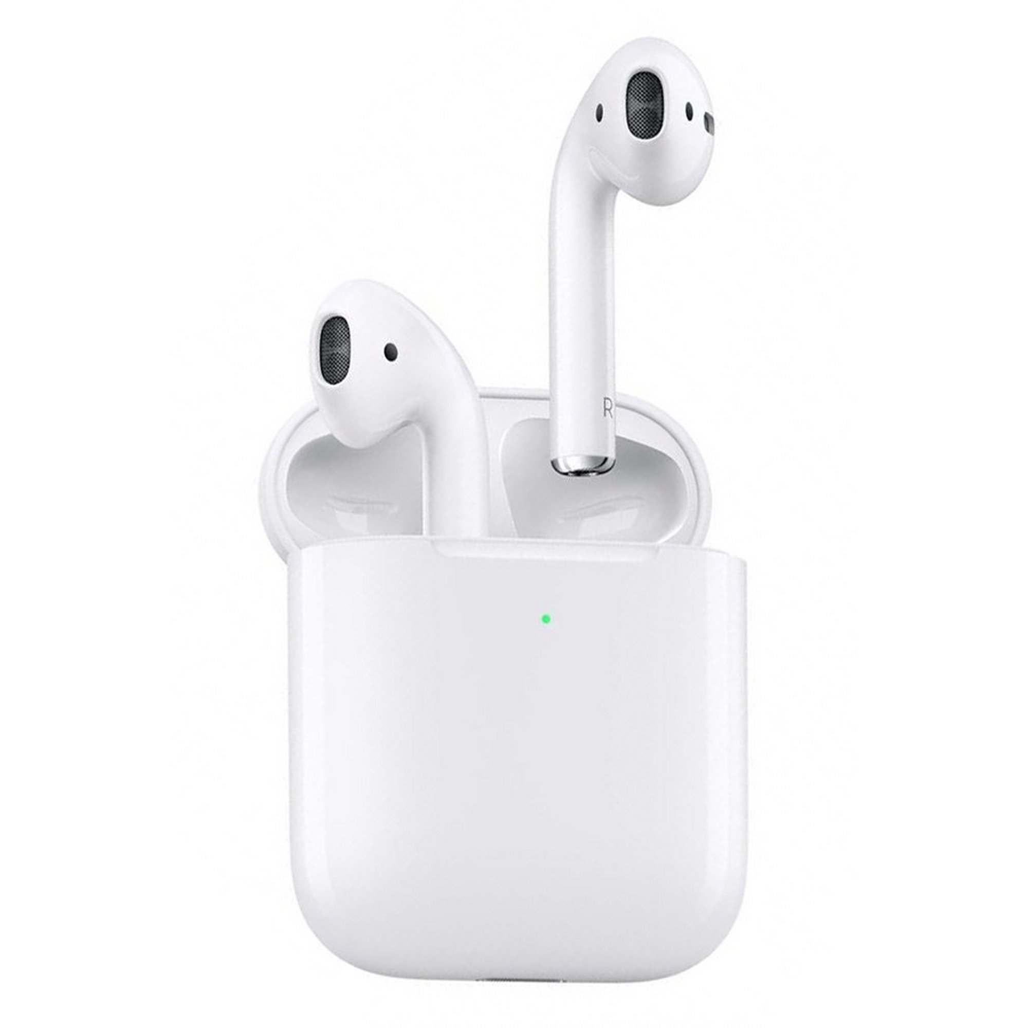 Image of Apple AirPods 2nd Gen with Wireless Charging Case