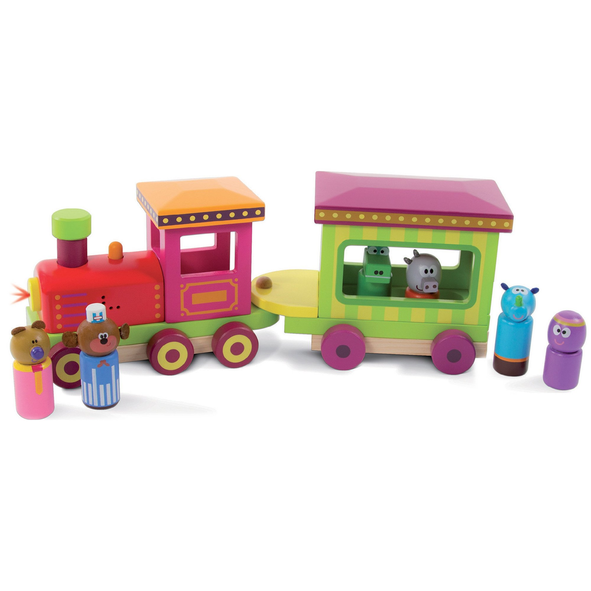 Image of Hey Duggee Light and Sound Train