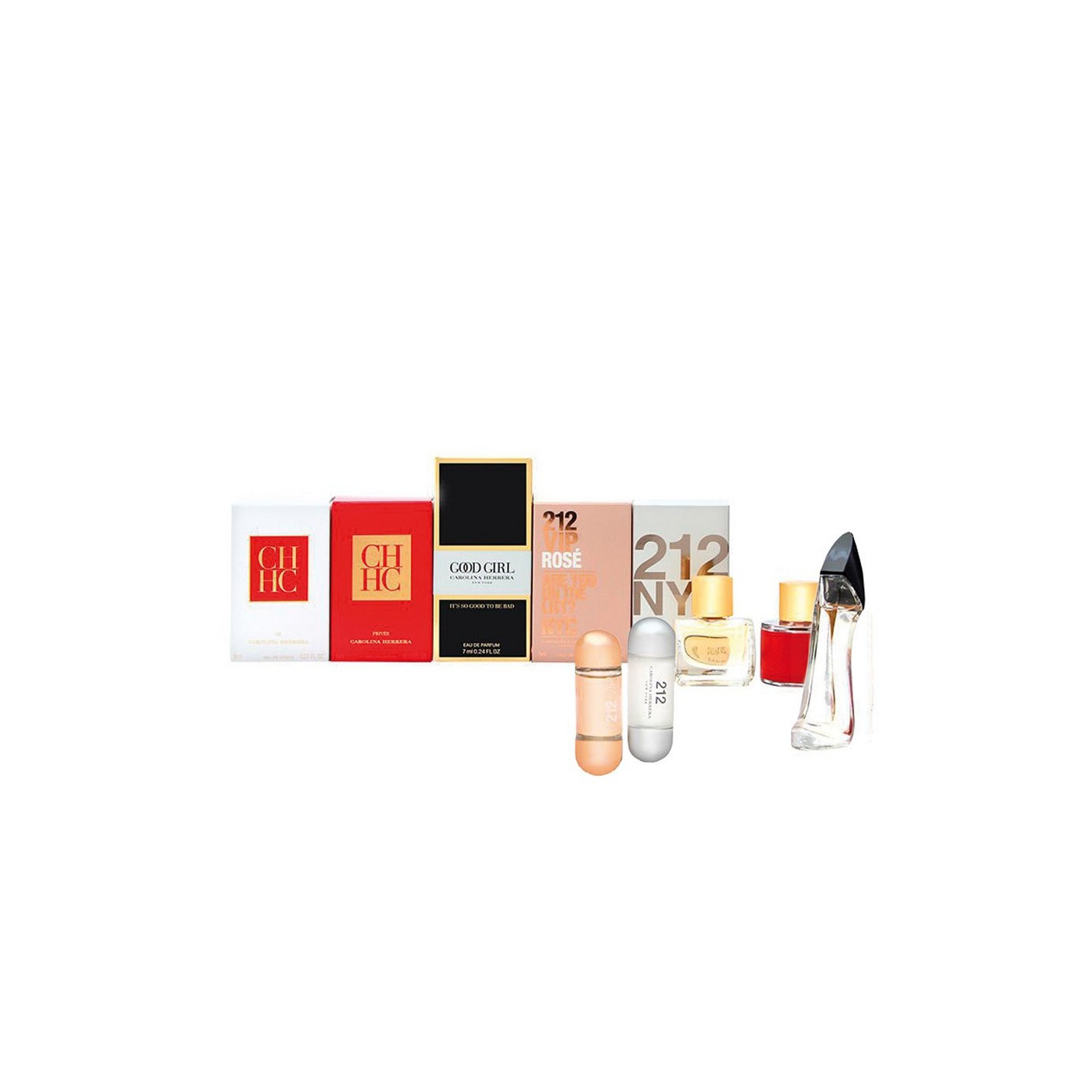 Image of Carolina Herrera Miniature Gift Set