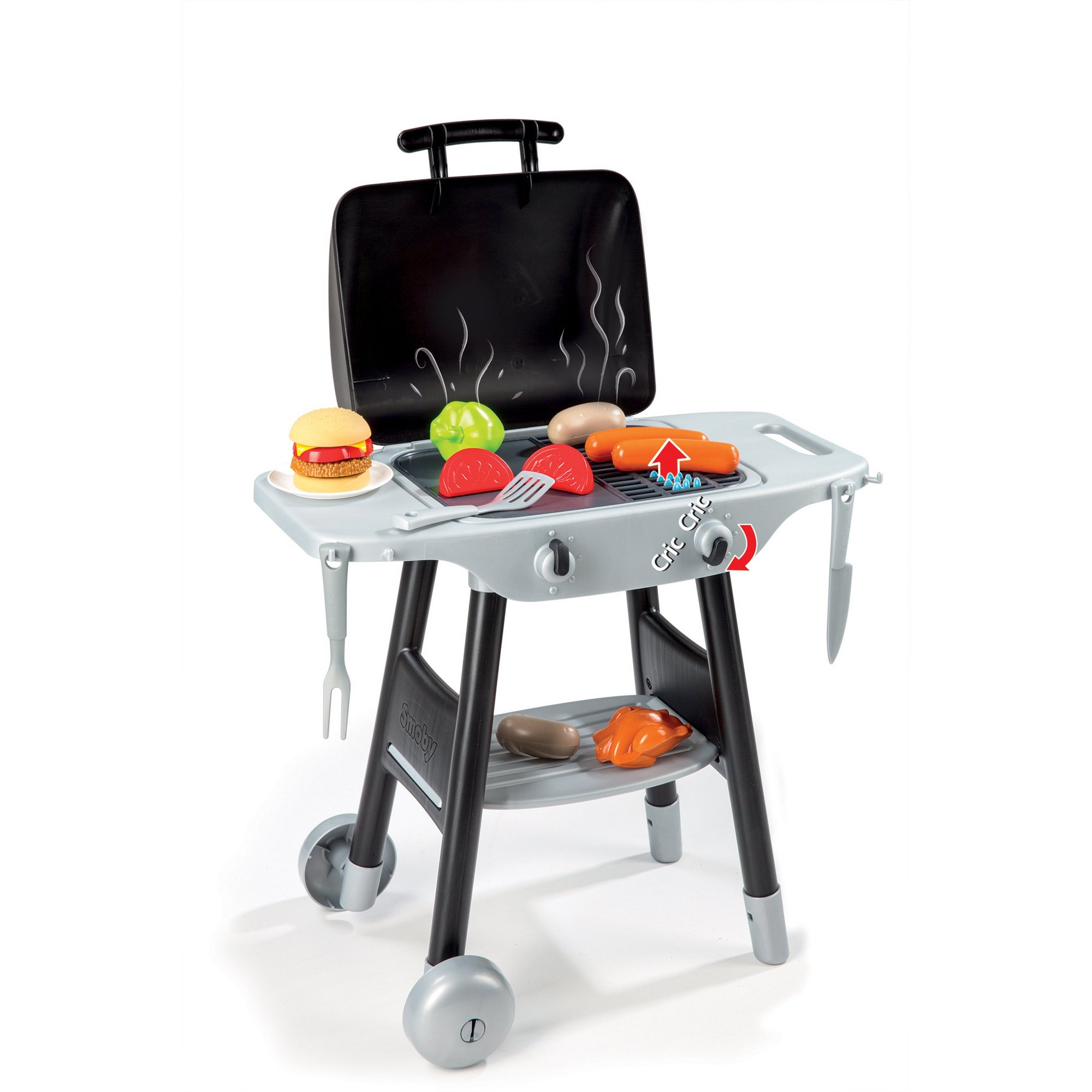 Image of Kids Play BBQ Set