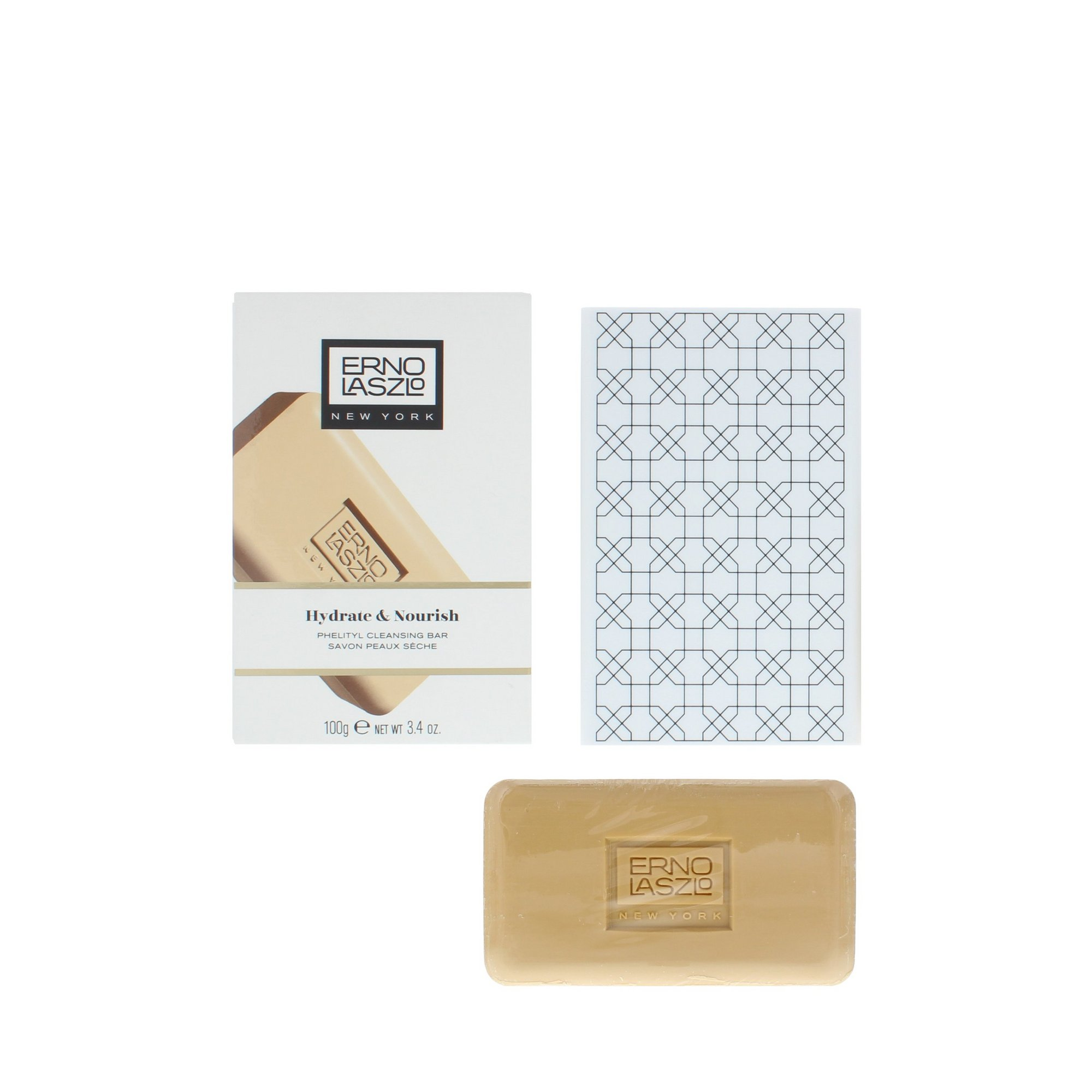 Image of Erno Laszlo Hydrate and Nourish Phelityl Cleansing Bar