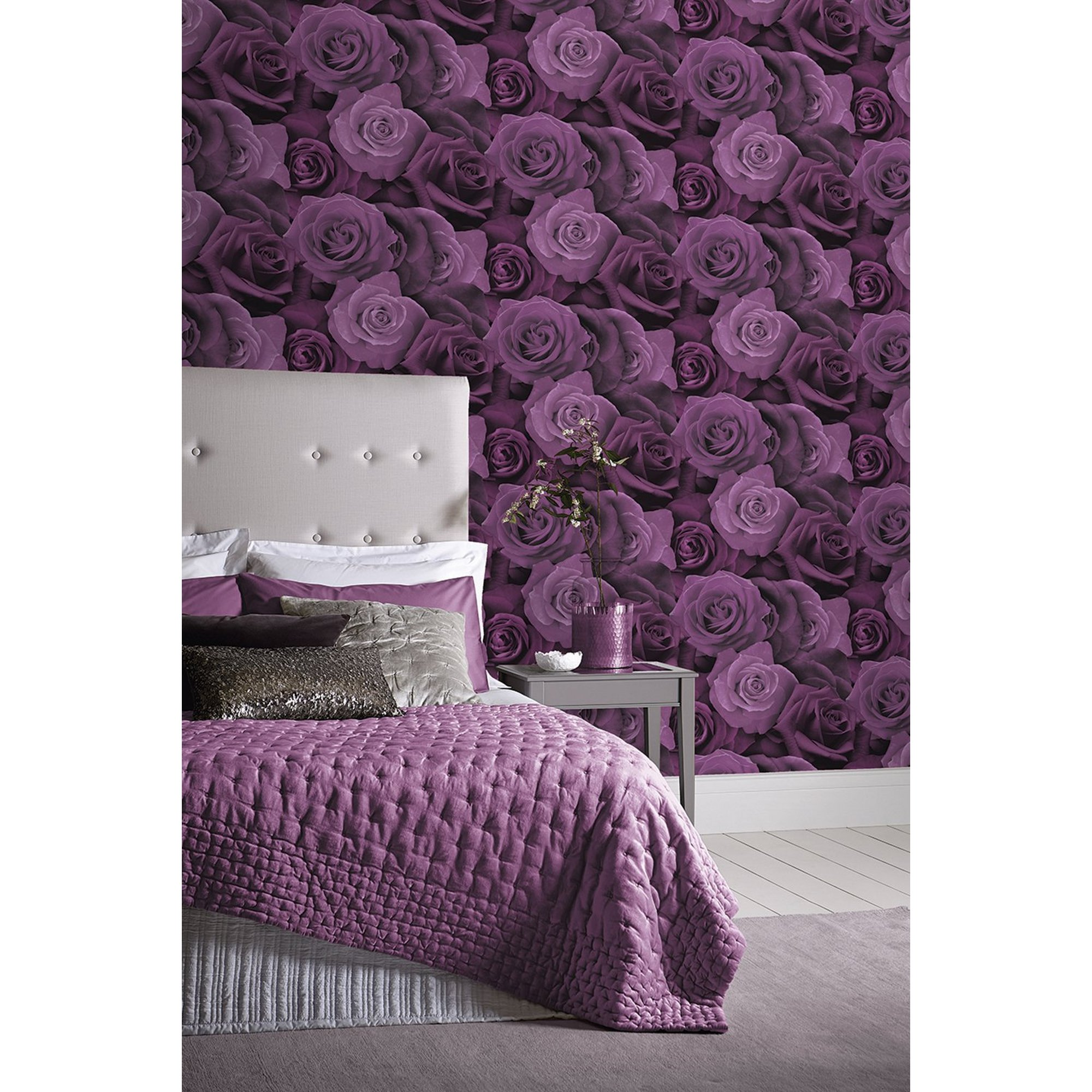 Image of Austin Rose Wallpaper