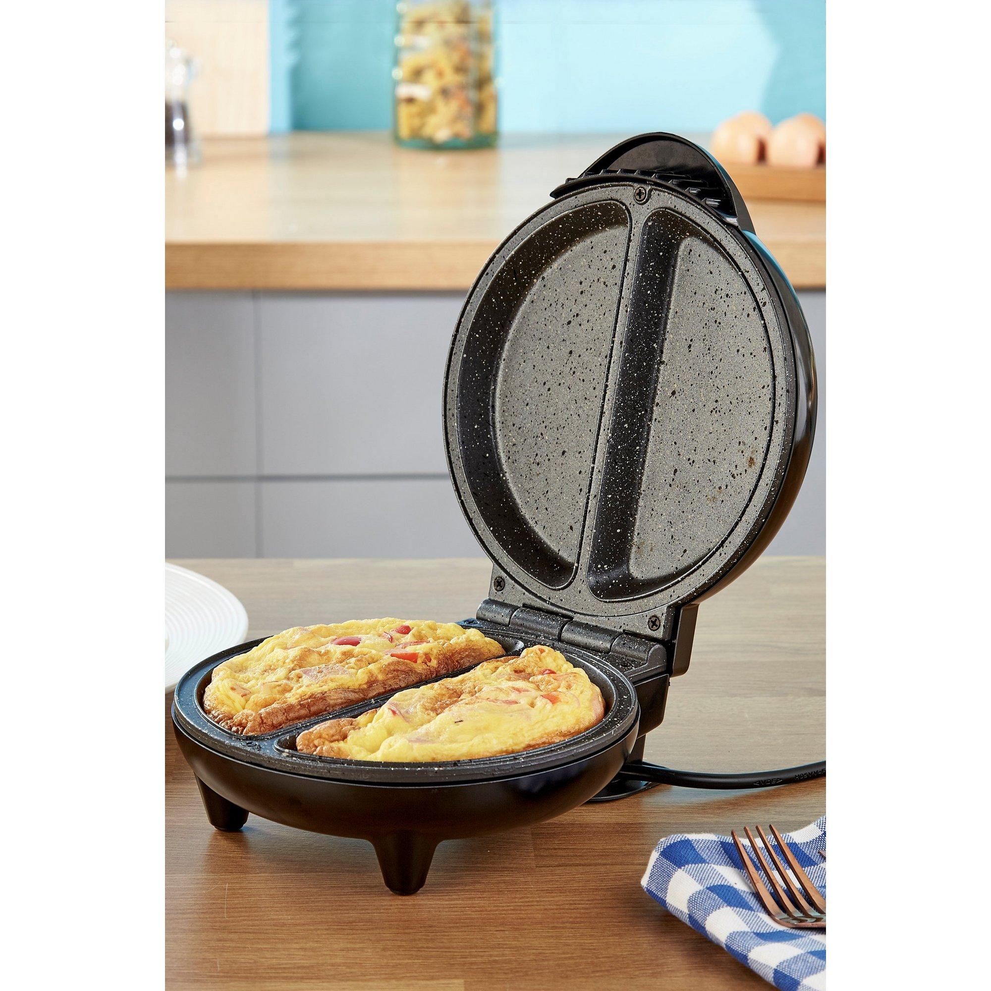 Image of Daewoo Deep Fill Omelette Maker