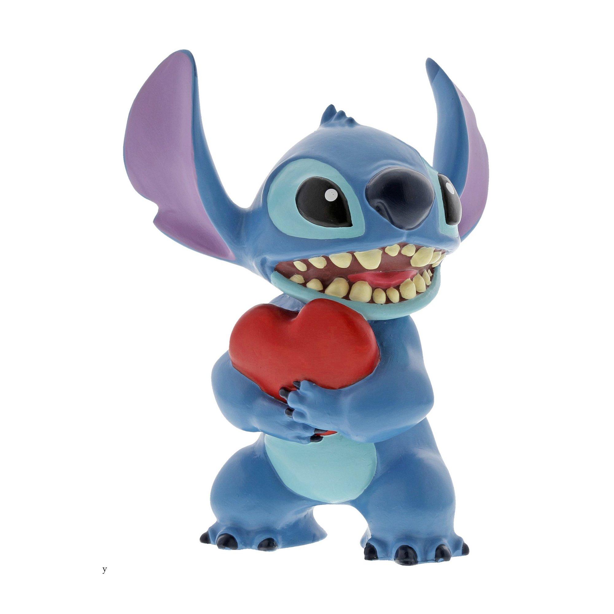 Image of Disney Showcase Stitch Heart Ornament