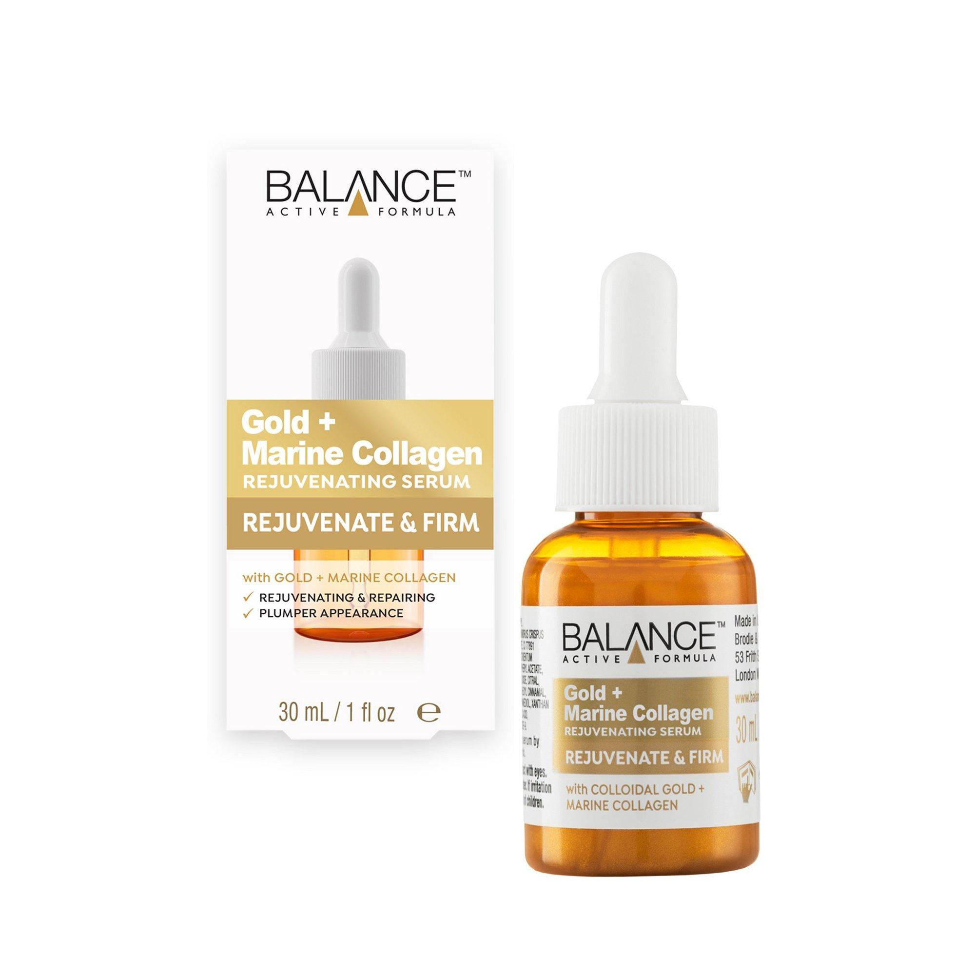Image of Balance Gold Collagen Rejuvenating Serum