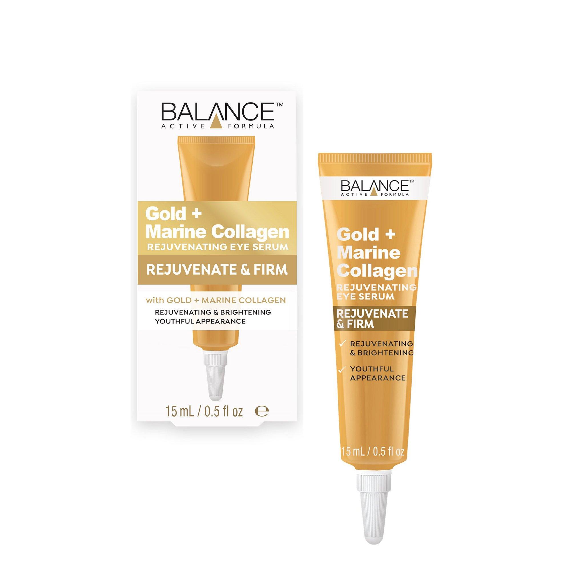 Image of Balance Gold Collagen Rejuvenating Eye Serum