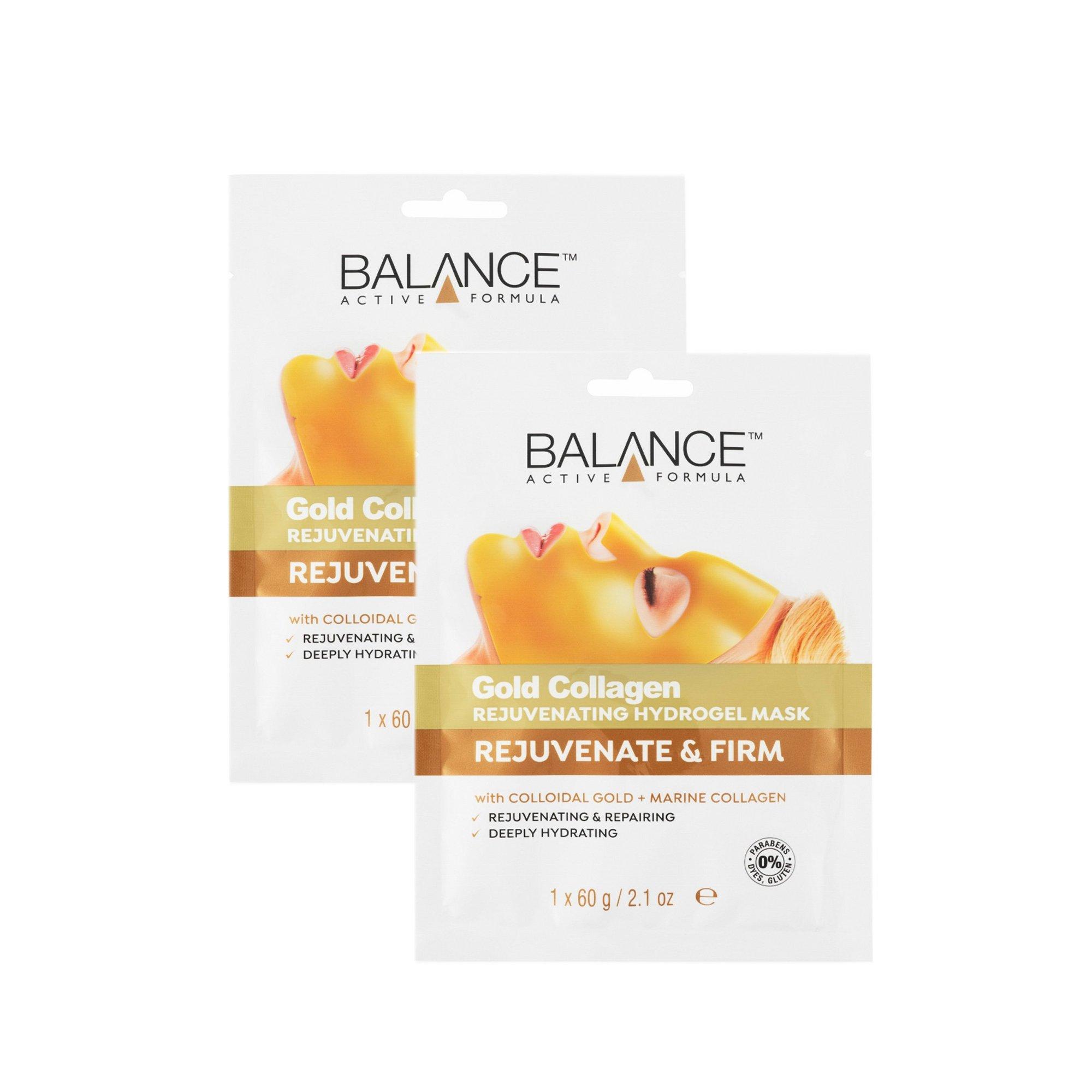 Image of Balance Collagen Rejuvenating Hydro Gel Face Masks