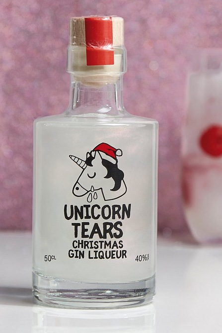 Image for Unicorn Tears Gin Liqueur from studio