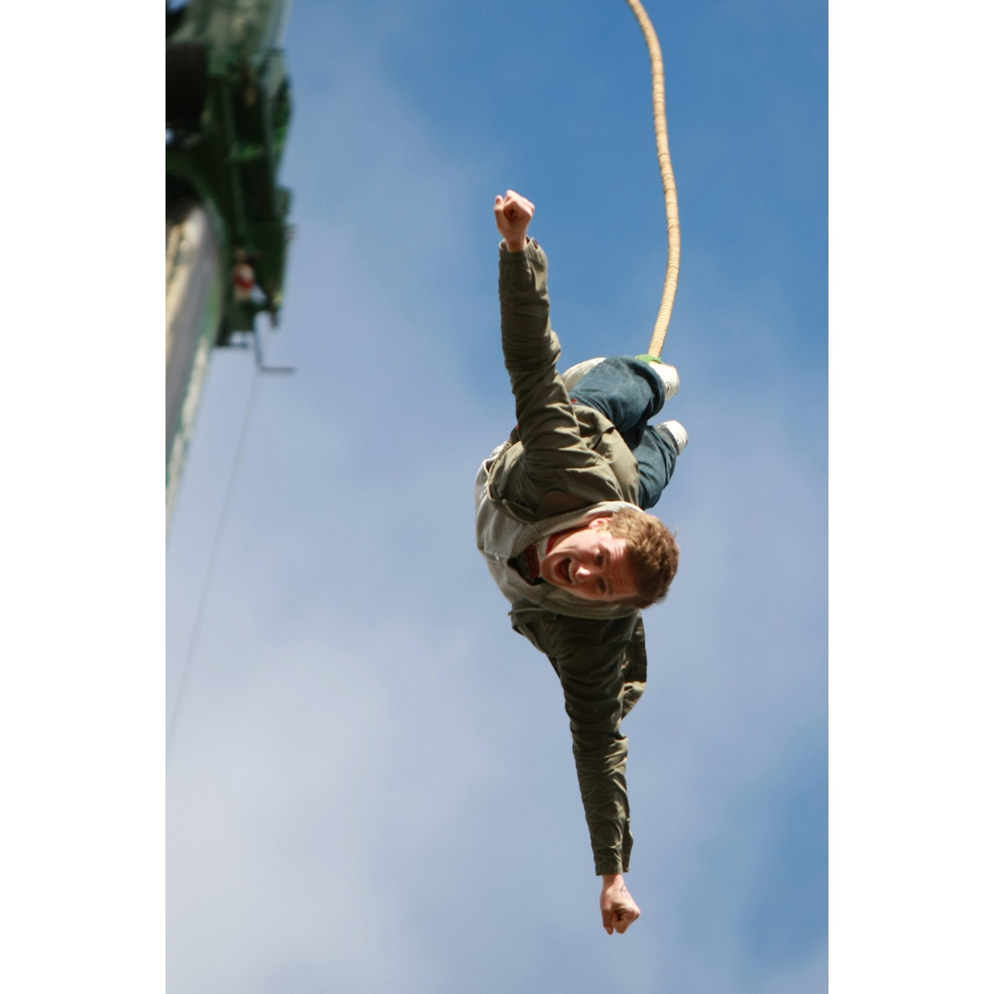 Image of 160ft Bungee Jump For One