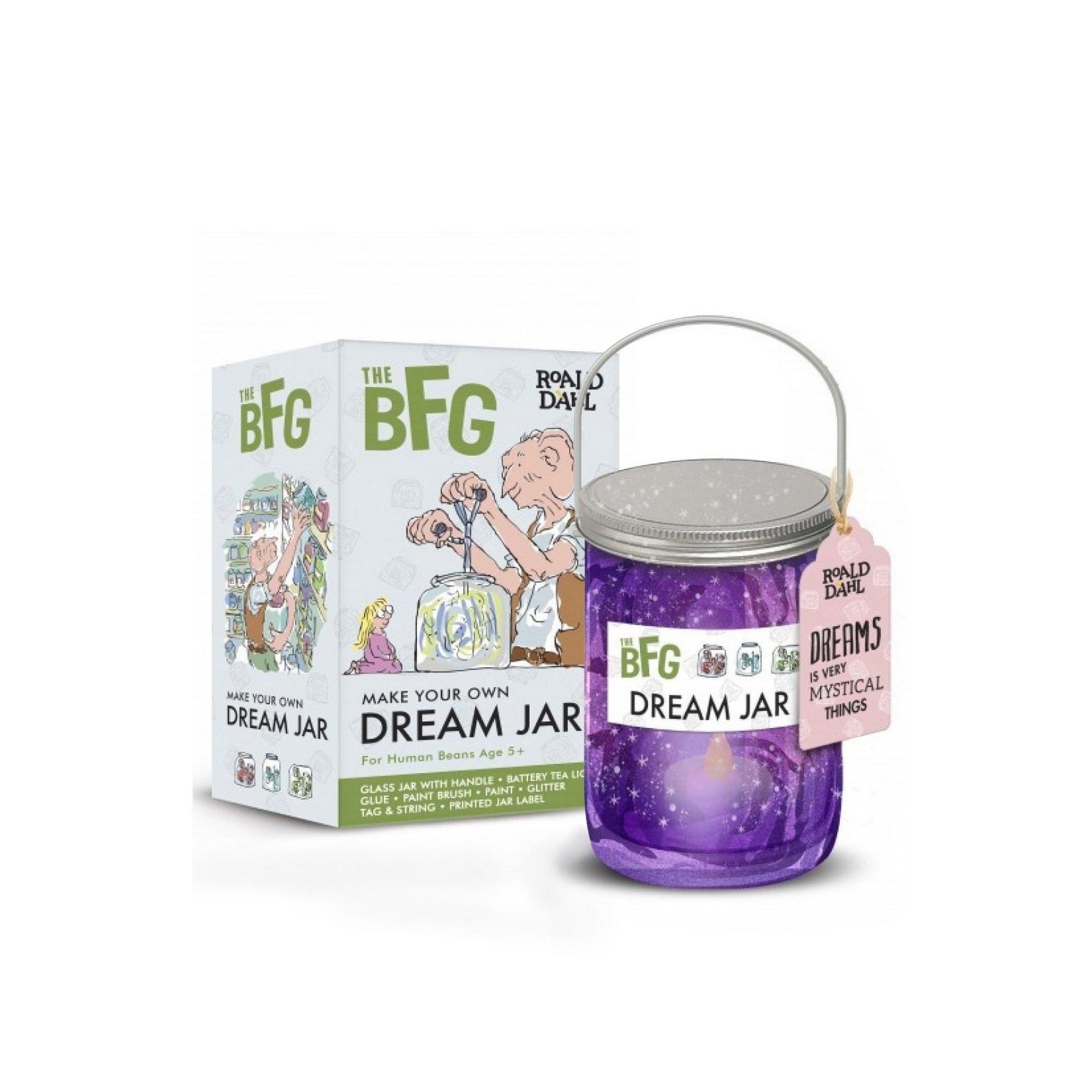 Image of BFG Make Your Own Dream Jar