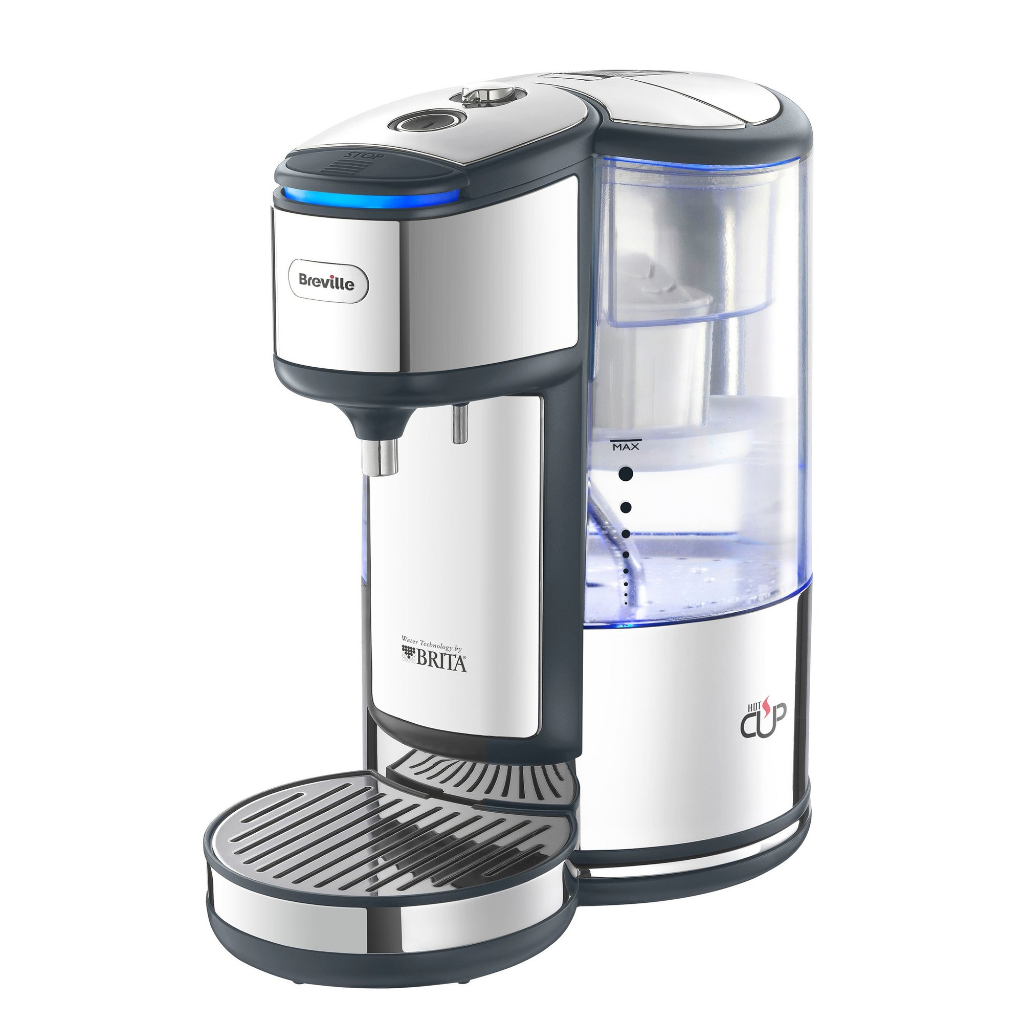 Image of Breville 1.8L Stainless Steel Water Dispenser