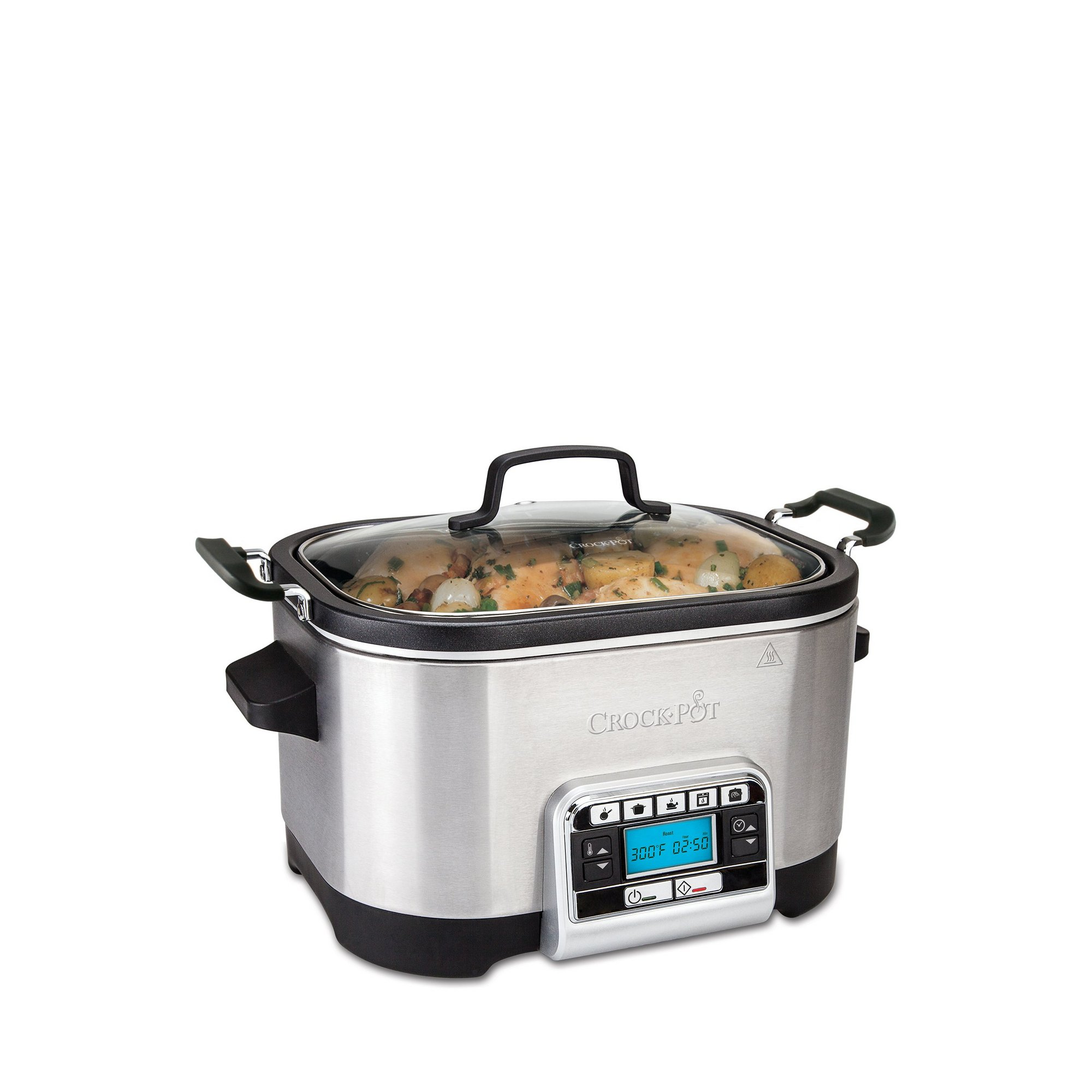 Image of Crockpot 5.6 Litre Digital Slow and Multi Cooker