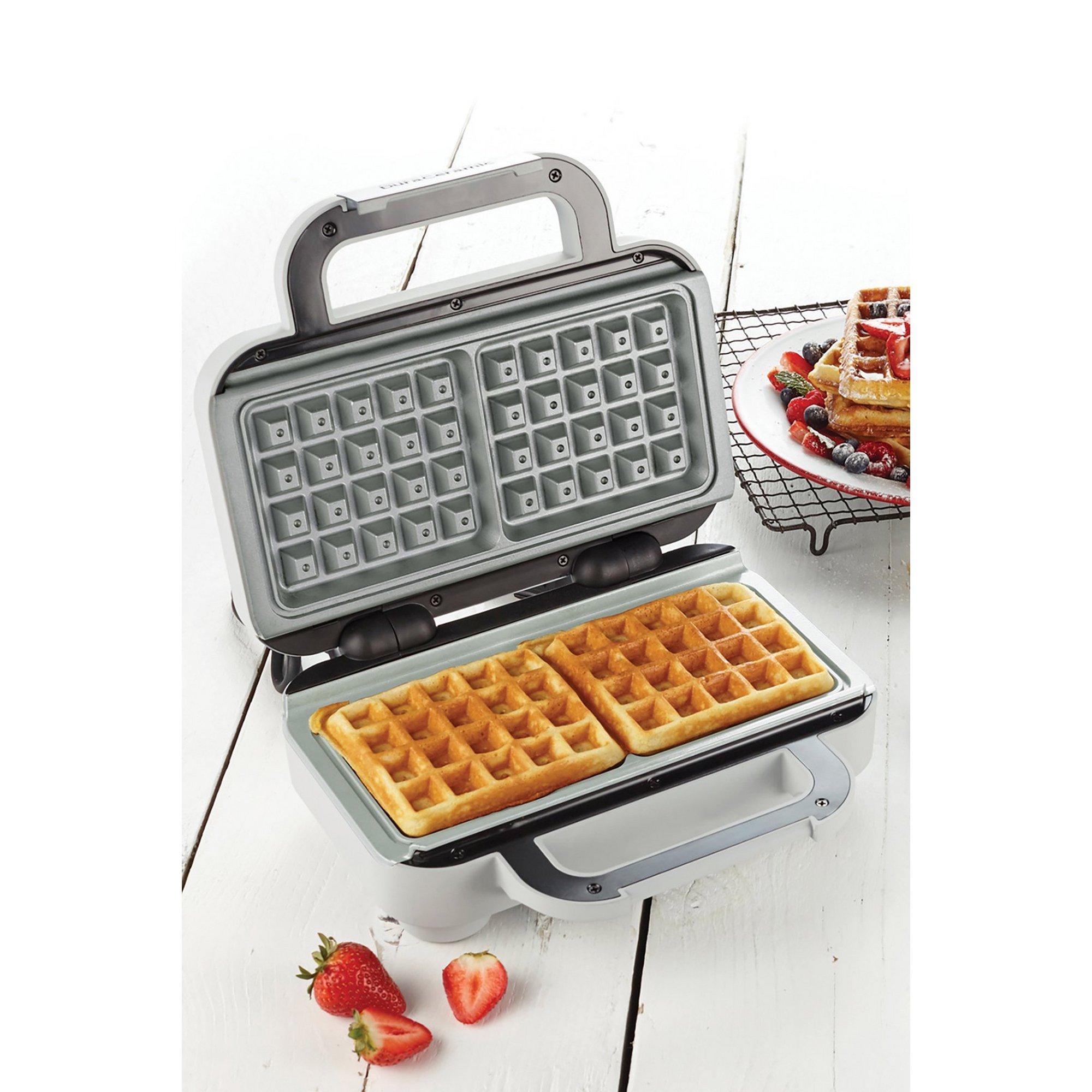 Image of Breville Dura Ceramic 2 Portion Waffle Maker