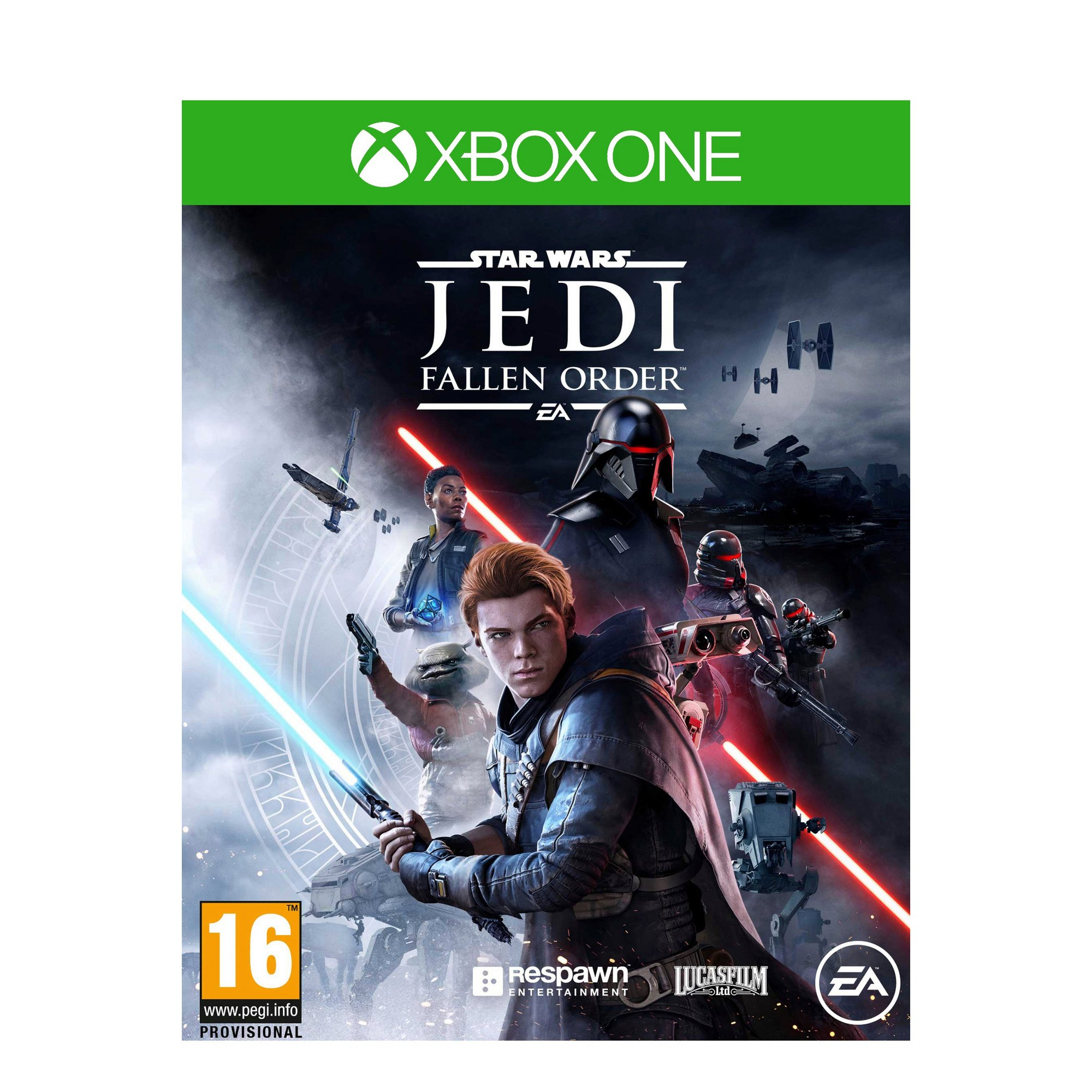 Image of Xbox One: Star Wars: JEDI Fallen Order