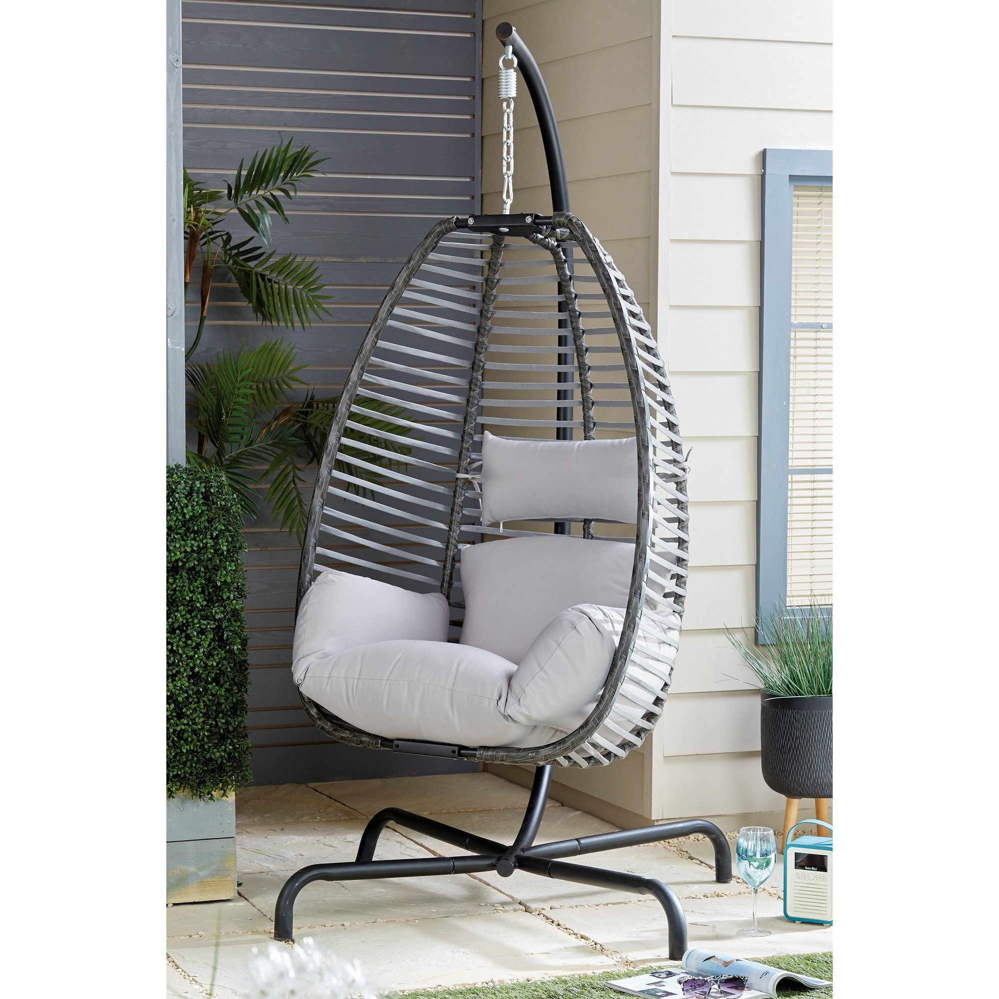 Image of Deluxe Hanging Chair
