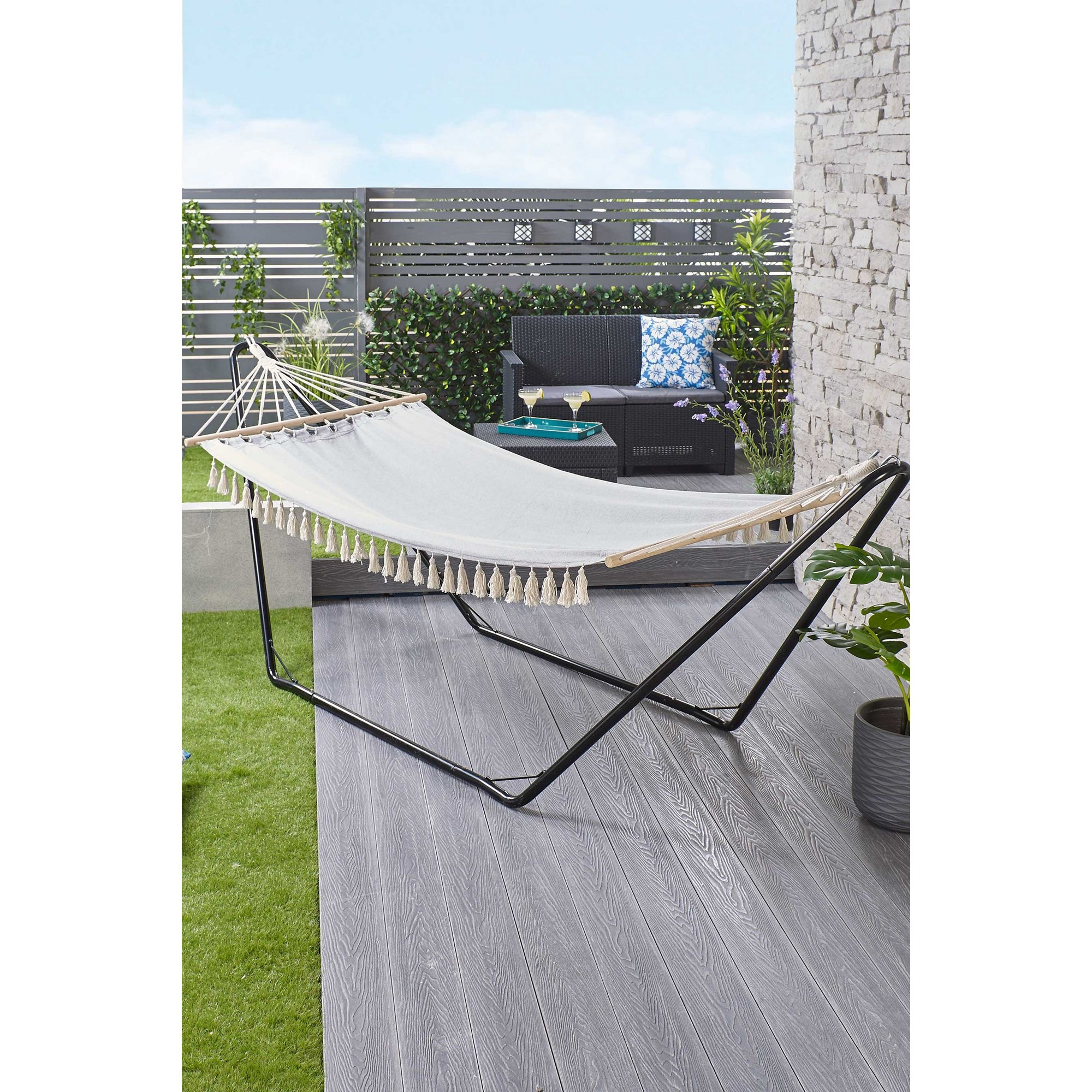Image of Hammock with Stand