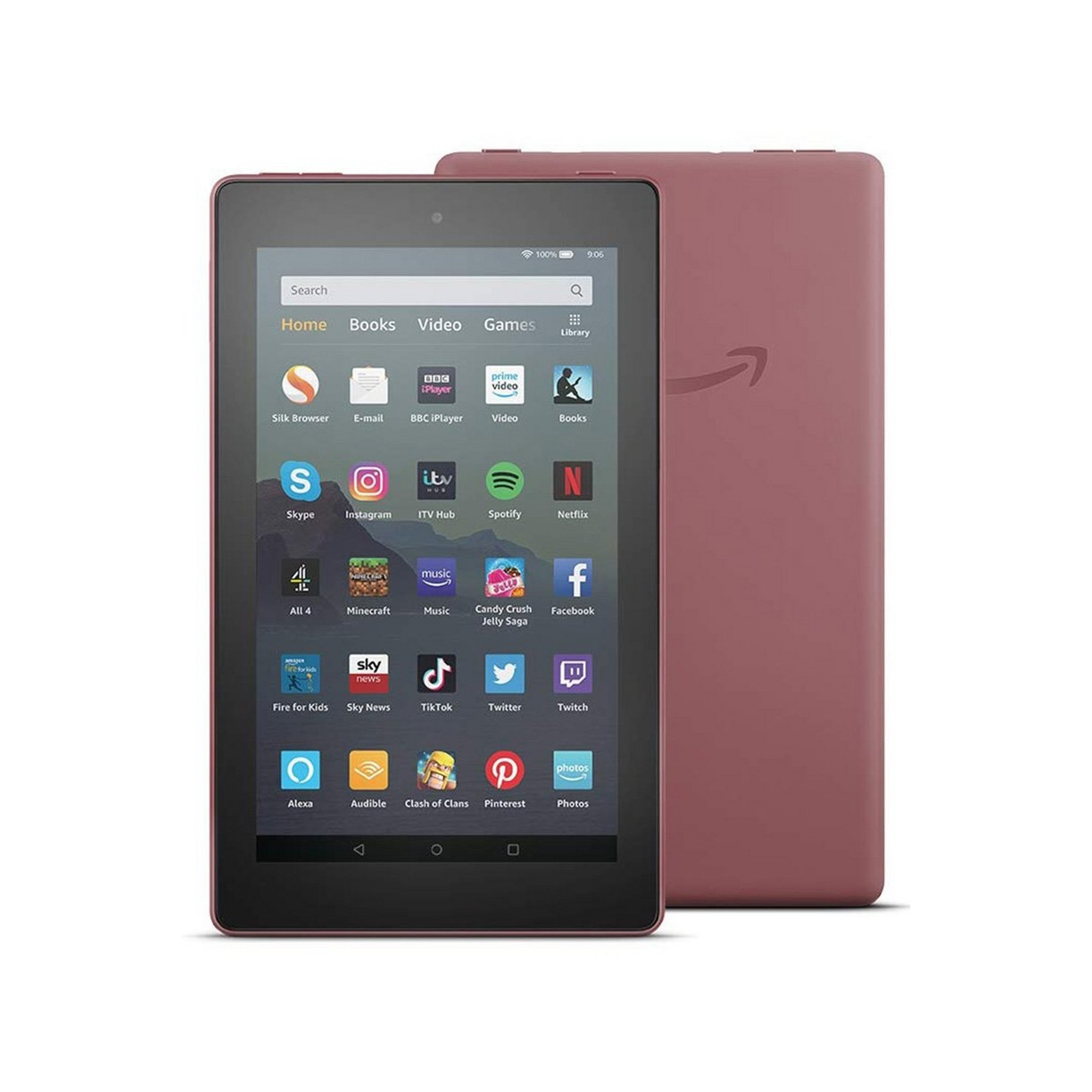 Image of Amazon Fire 2019 7 Inch 16GB Tablet with Case