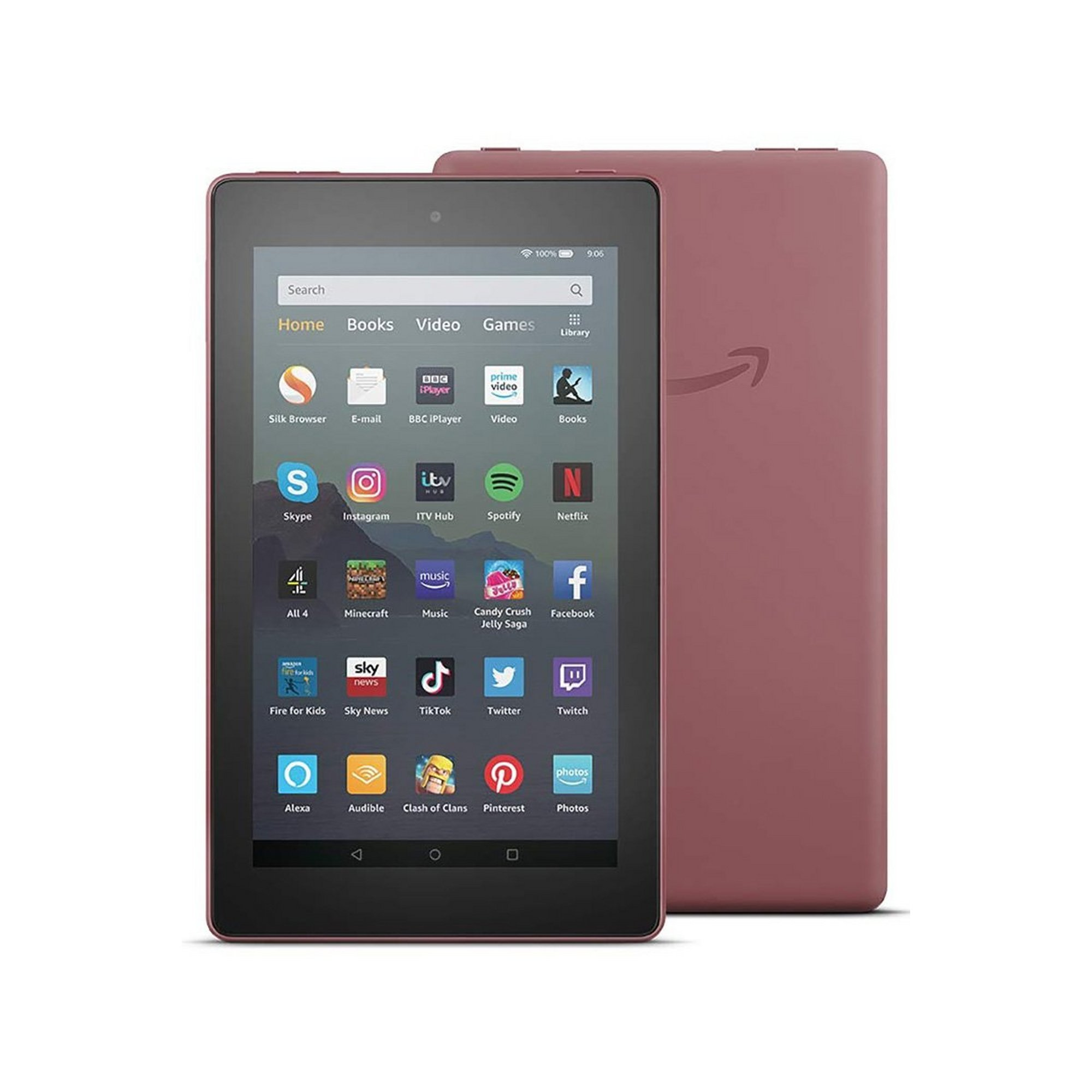 Image of Amazon Fire 2019 7 Inch 32GB Tablet with Case