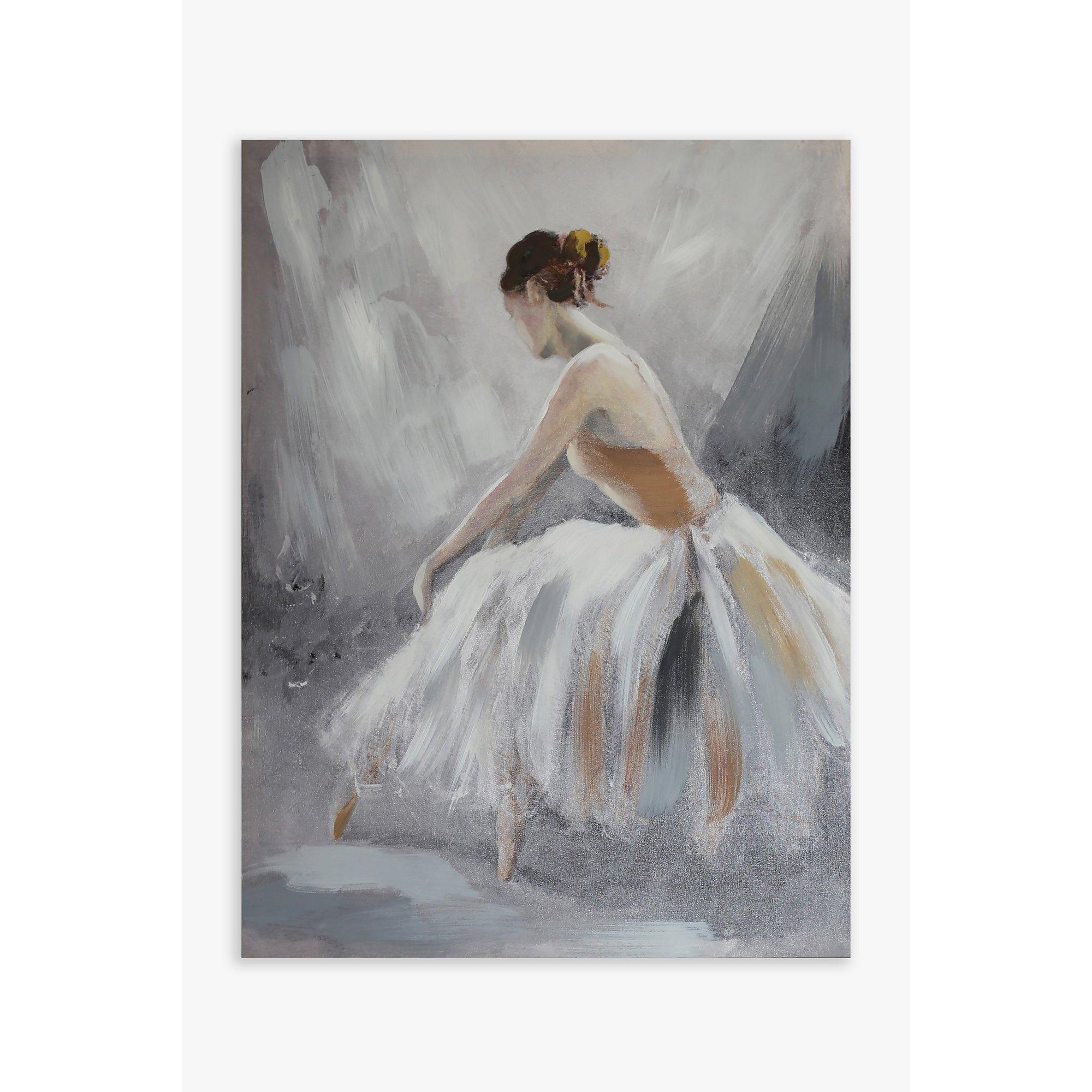 Image of Ballerina Canvas