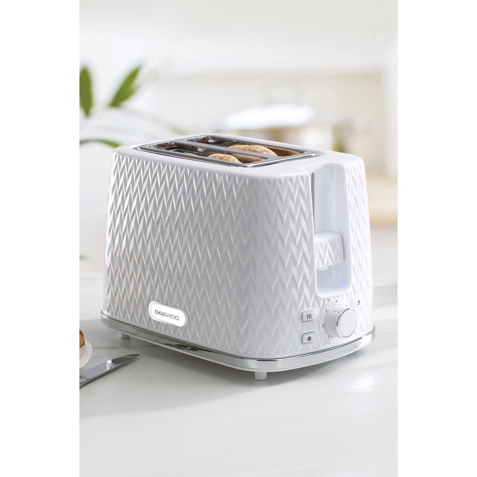 Image of Daewoo Argyle 2 Slice Toaster