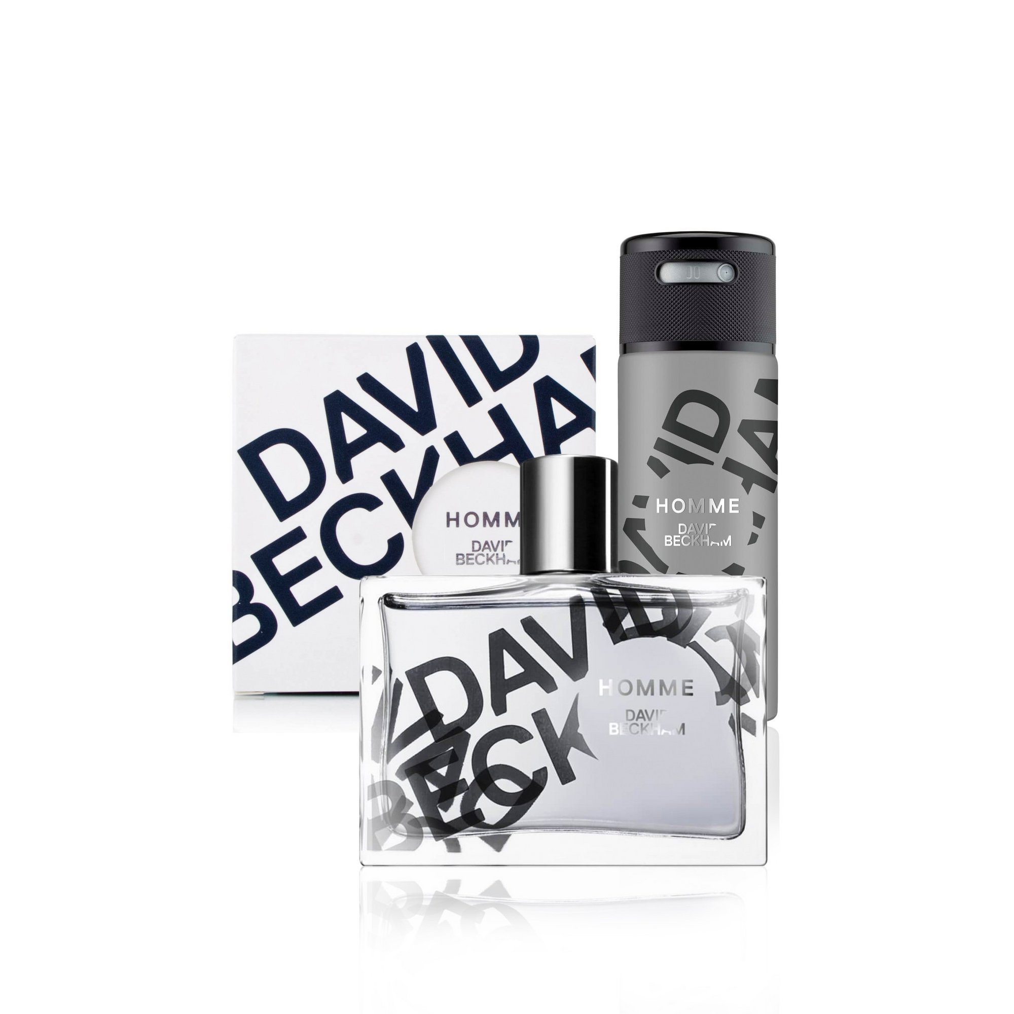 Image of David Beckham Homme 75ml EDT + Deodorant Spray