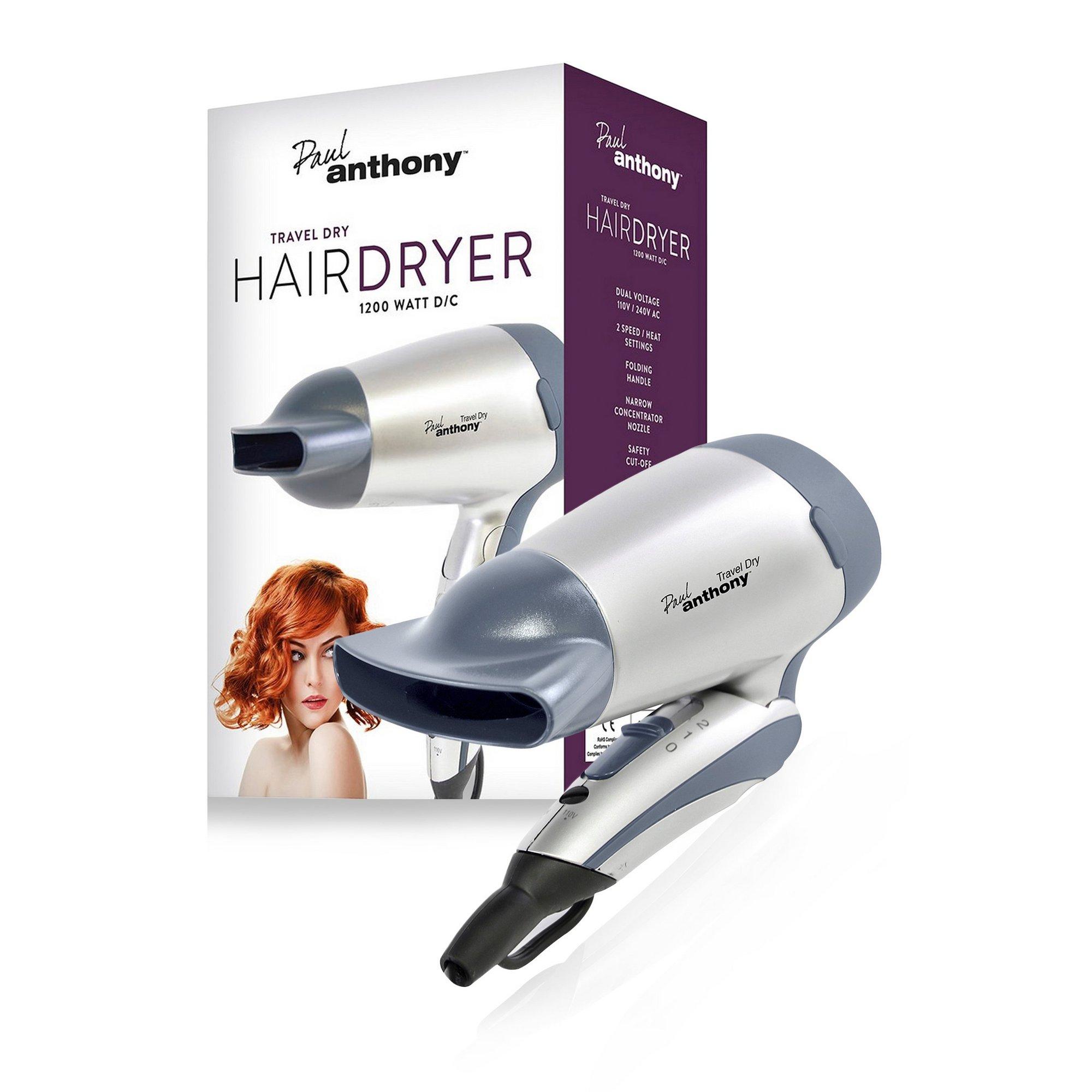Image of Lloytron 1200W Travel Hair Dryer