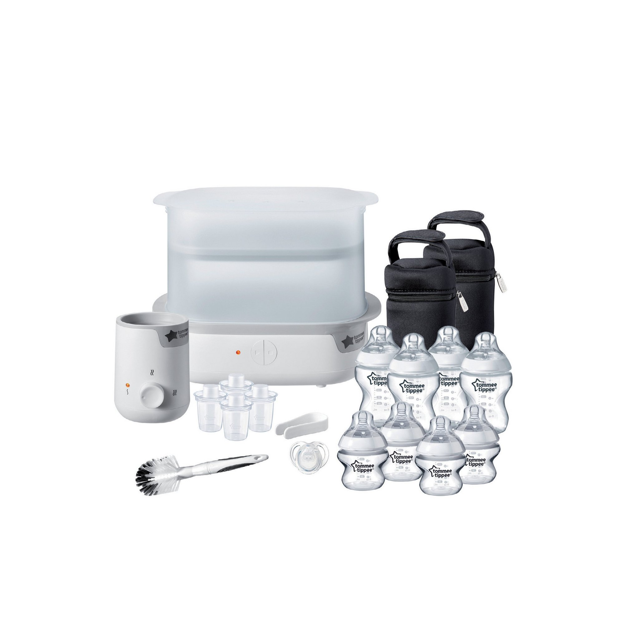 Image of Tommee Tippee Complete Feeding Kit