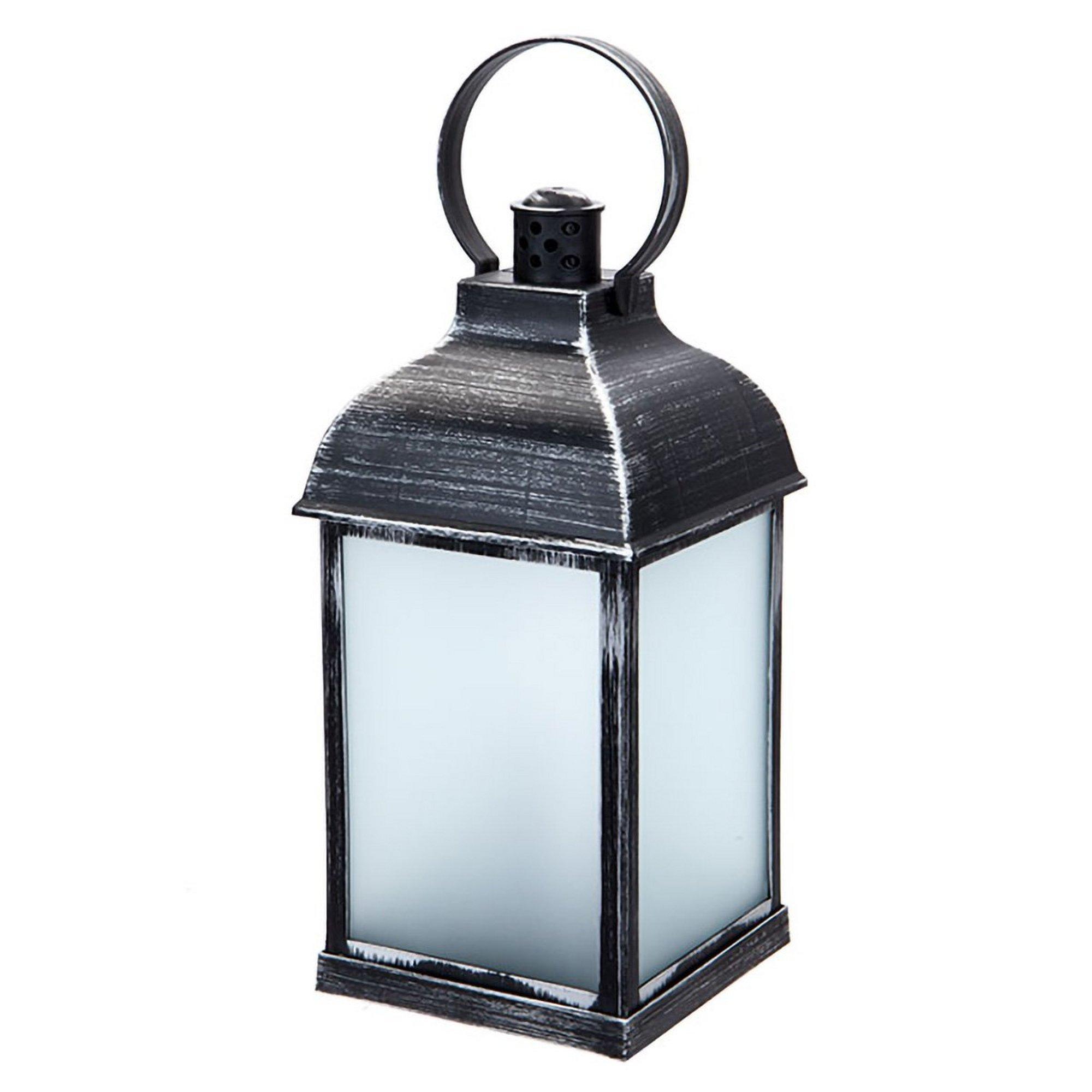 Image of Flame Effect Antique Dancing Lantern