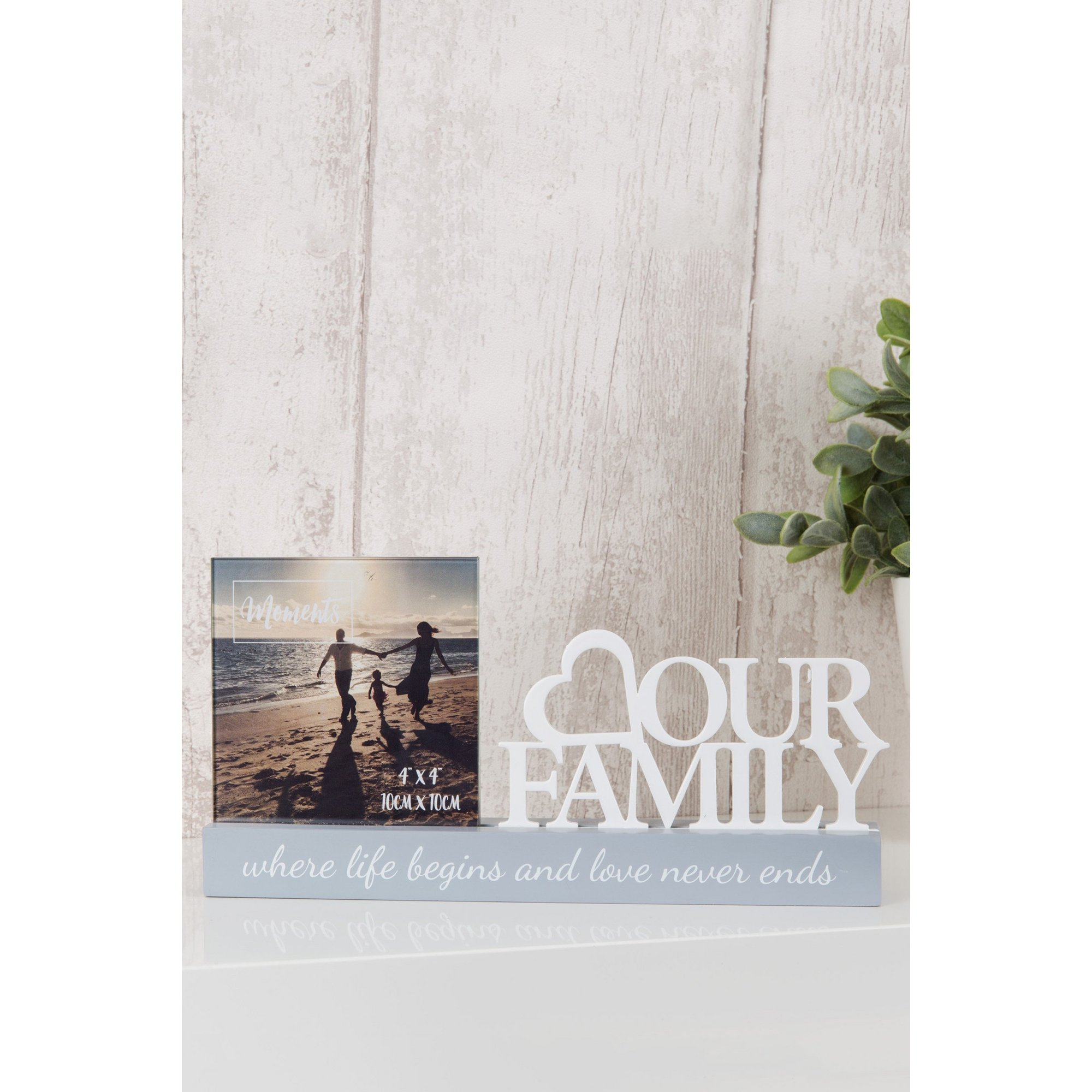 Image of Celebrations Photo Frame - Our Family