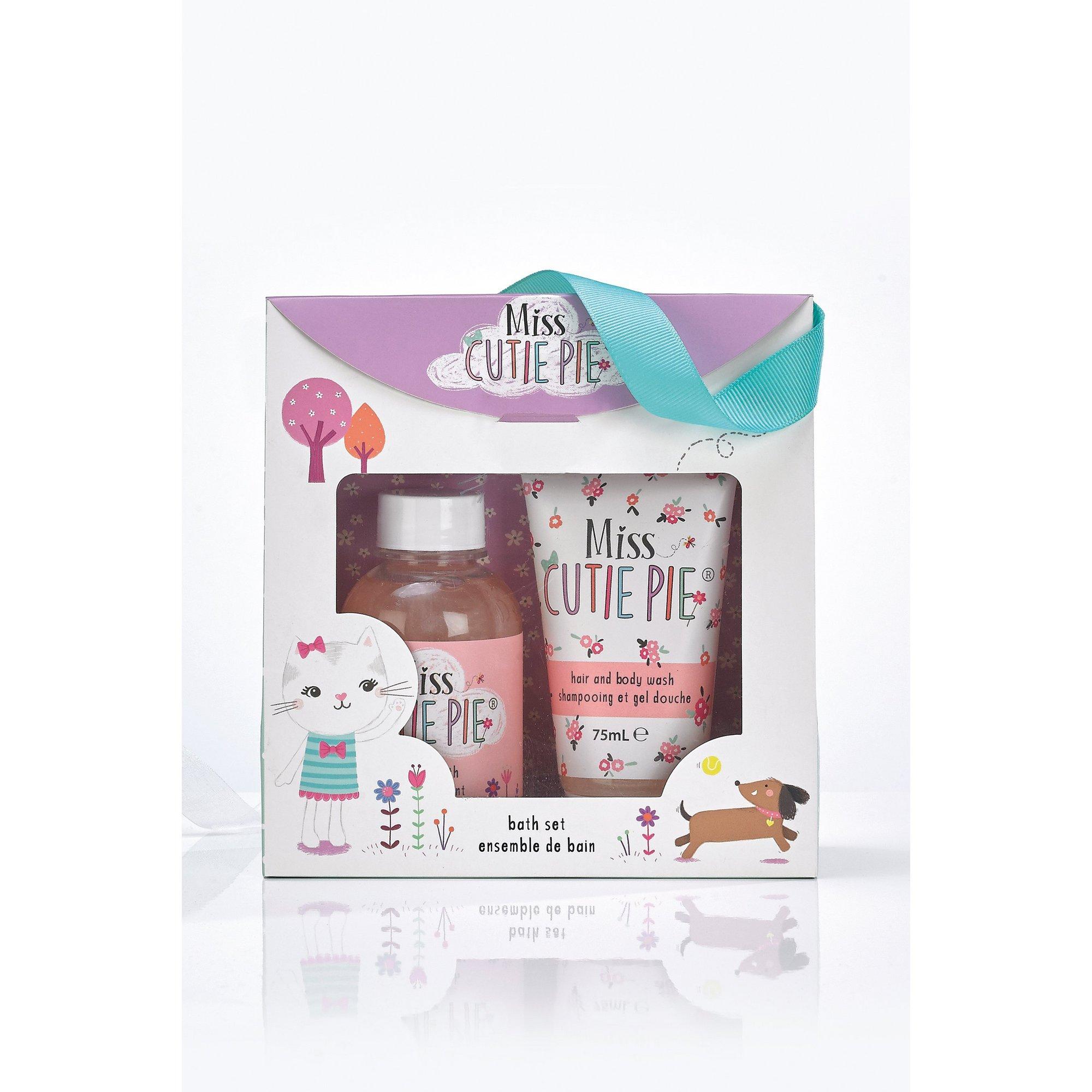 Image of Miss Cutie Pie Bath Set