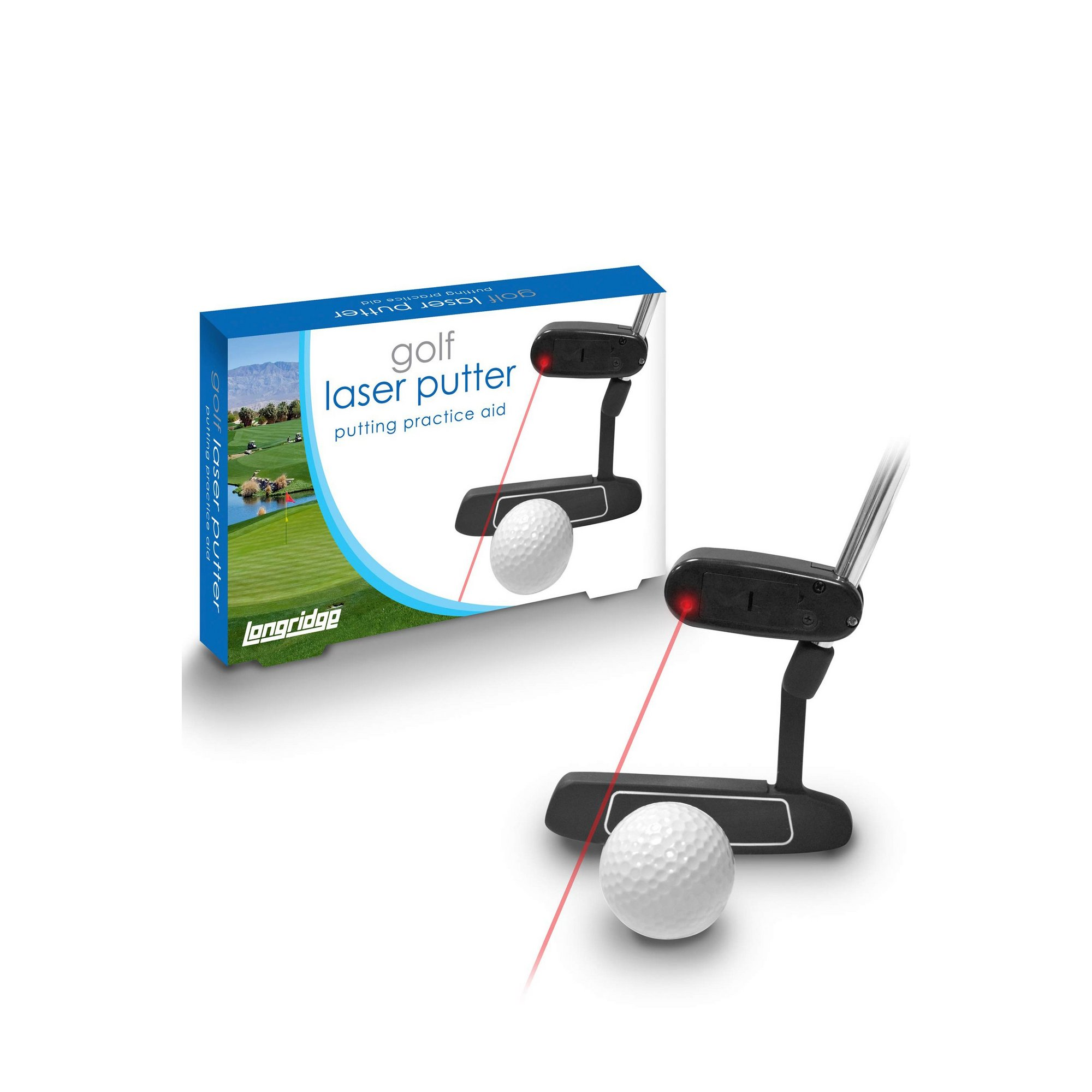 Image of Longridge Golf Laser Putter Practice Aid