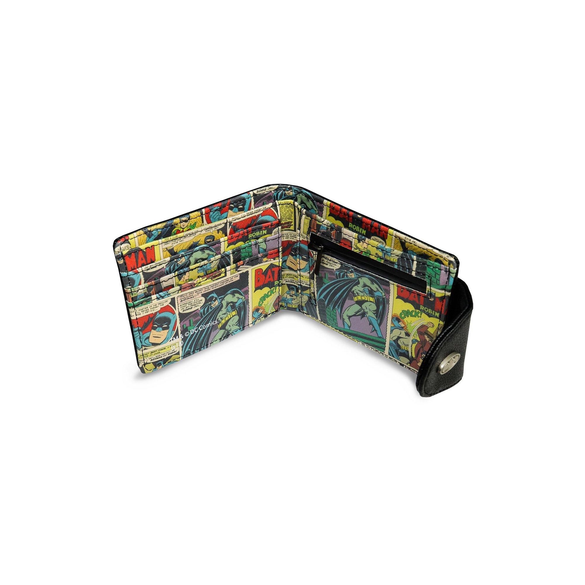 Image of Batman Embossed Wallet