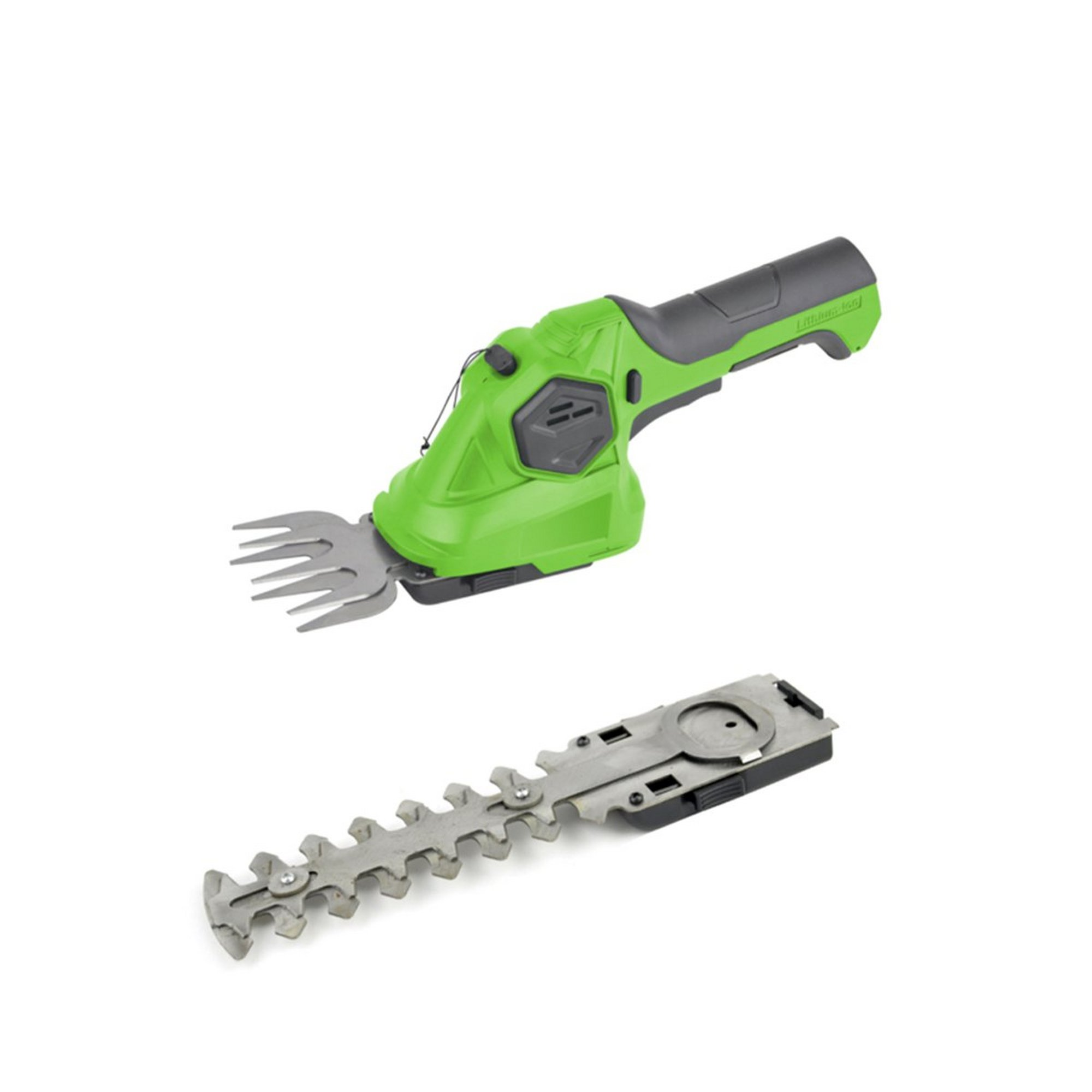 Image of Charles Bentley Cordless 2-in-1 Grass Cutter And Hedge Trimmer