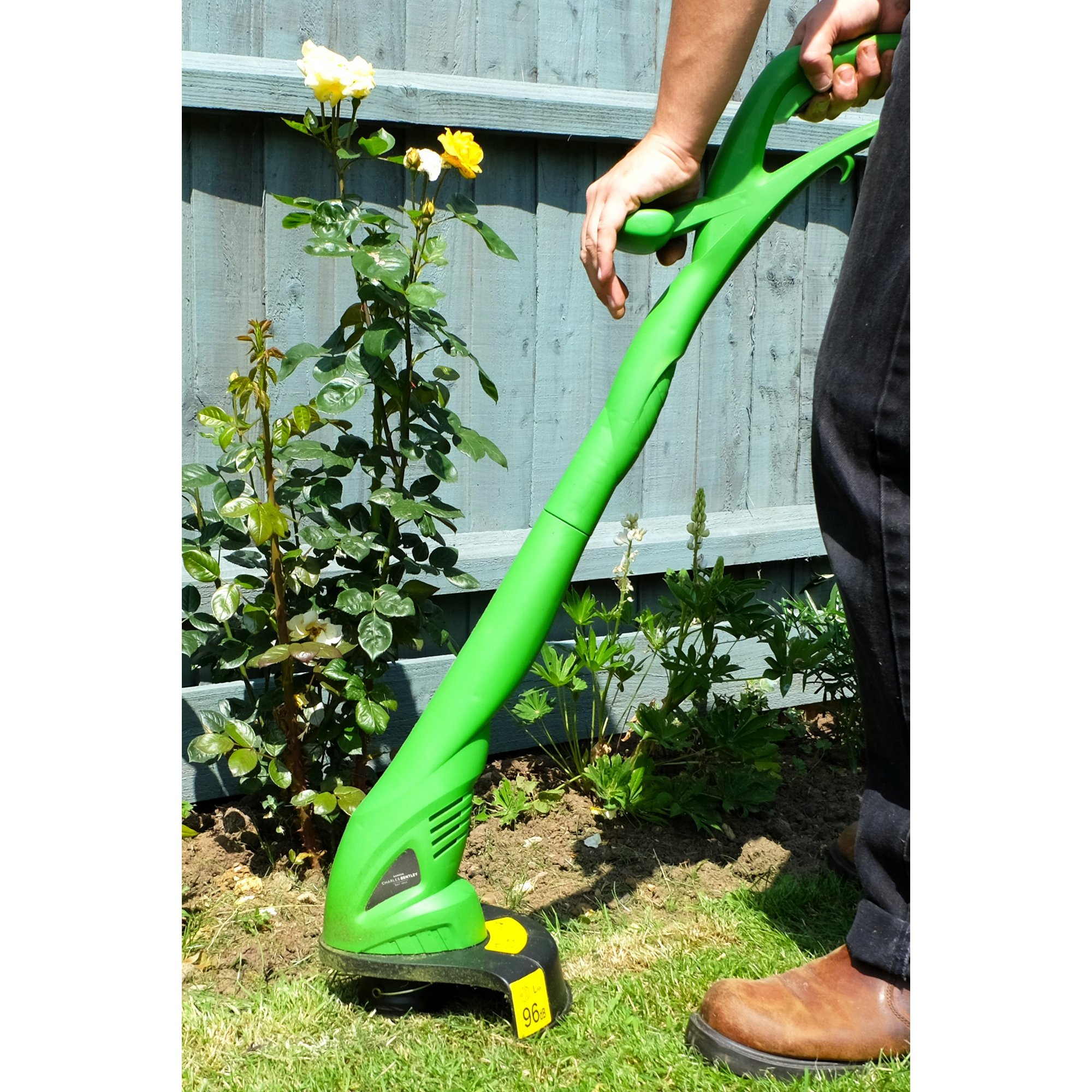 Image of Charles Bentley Electric Grass Trimmer