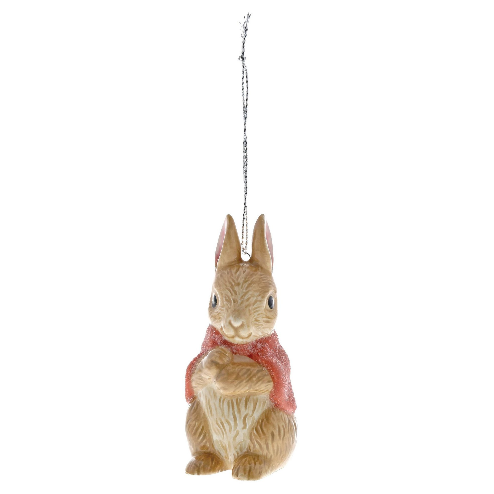 Image of Beatrix Potter Flopsy Hanging Ornament