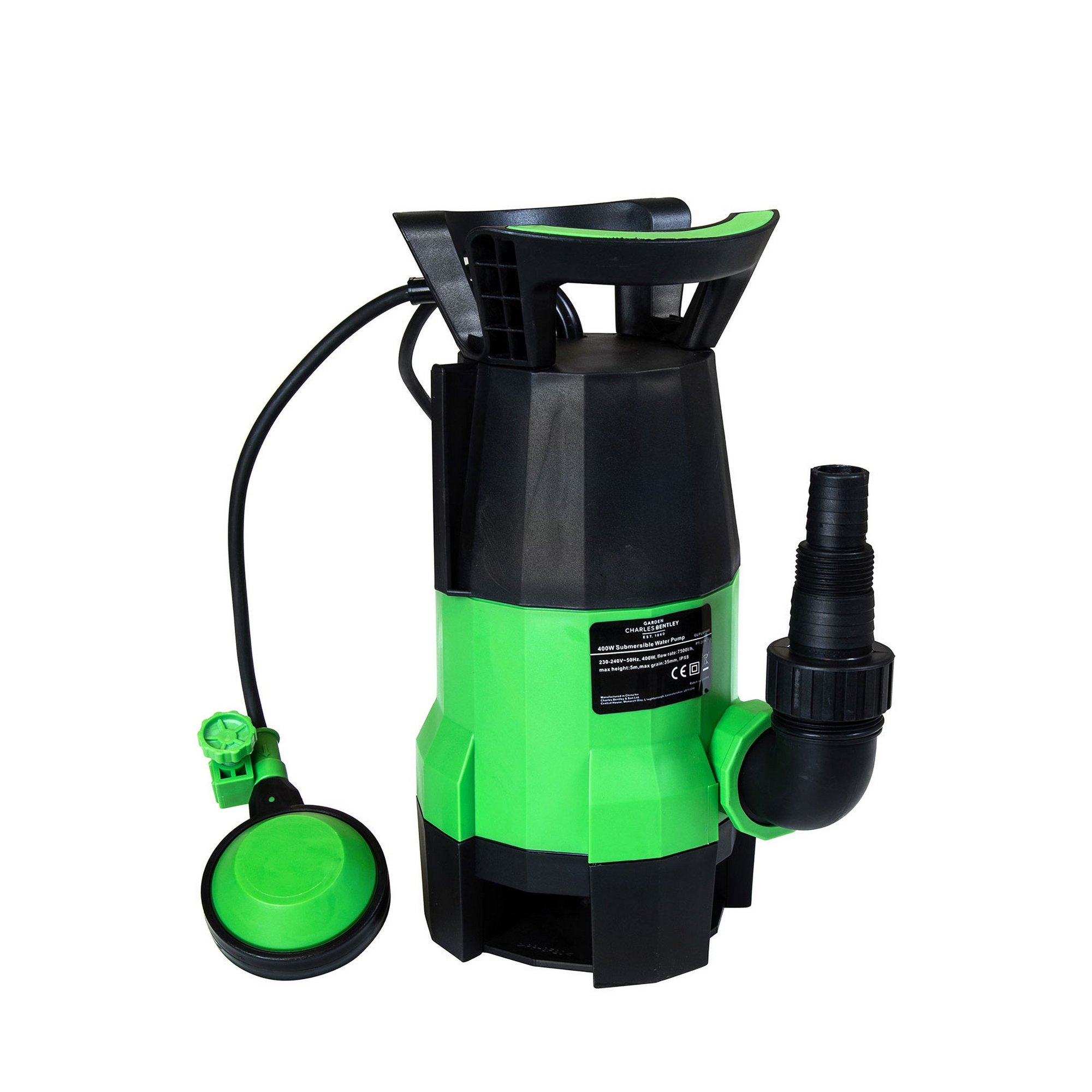 Image of Charles Bentley Electric Submersible Water Pump