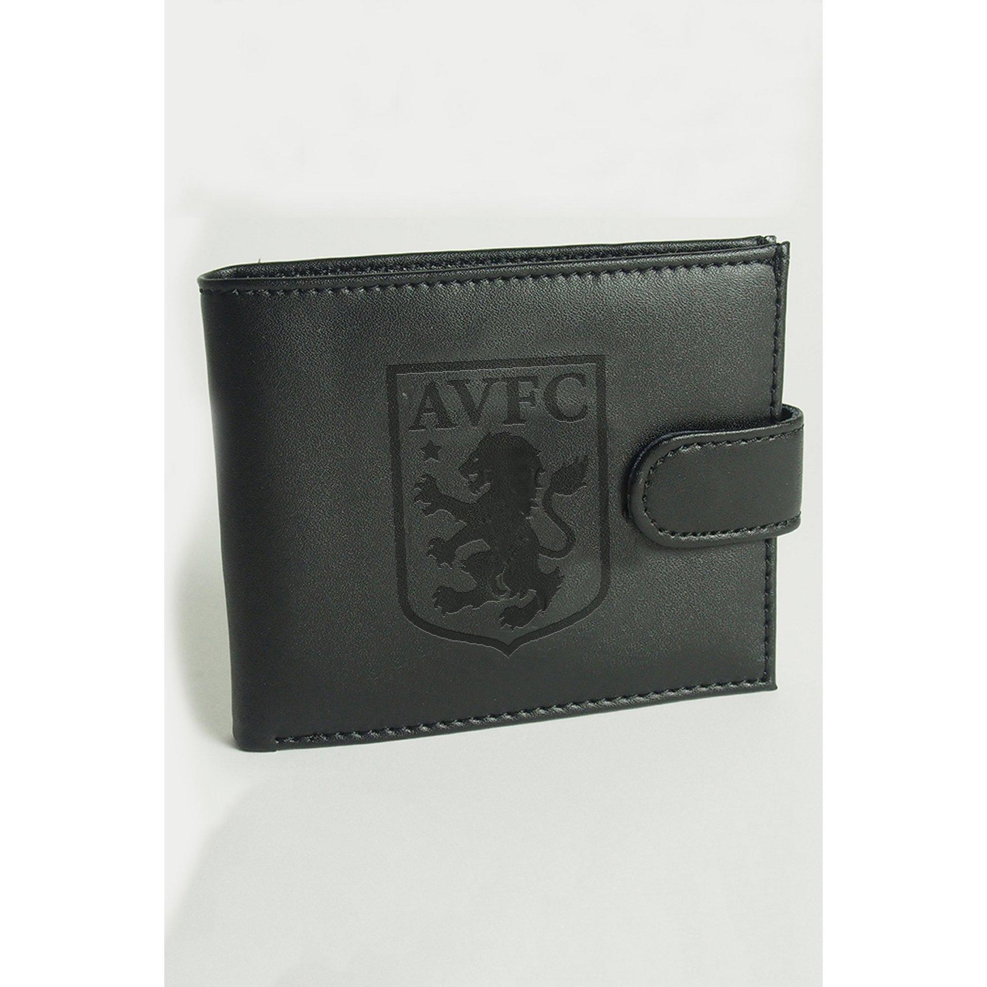 Image of Aston Villa Leather Wallet