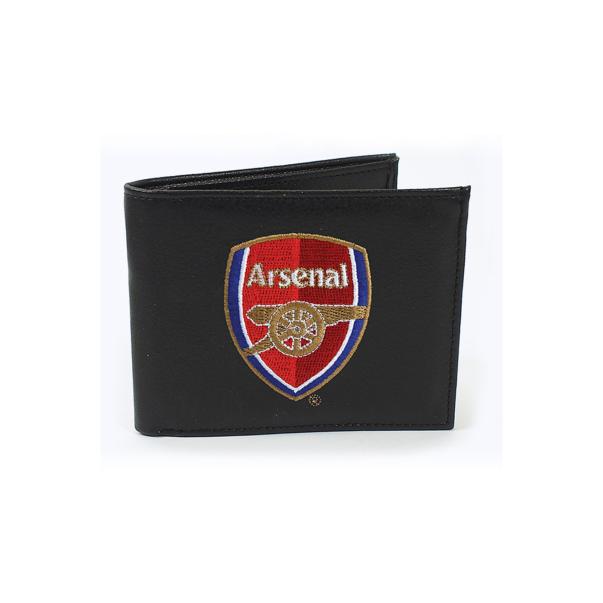 Image of Arsenal Embroidered Crest Wallet