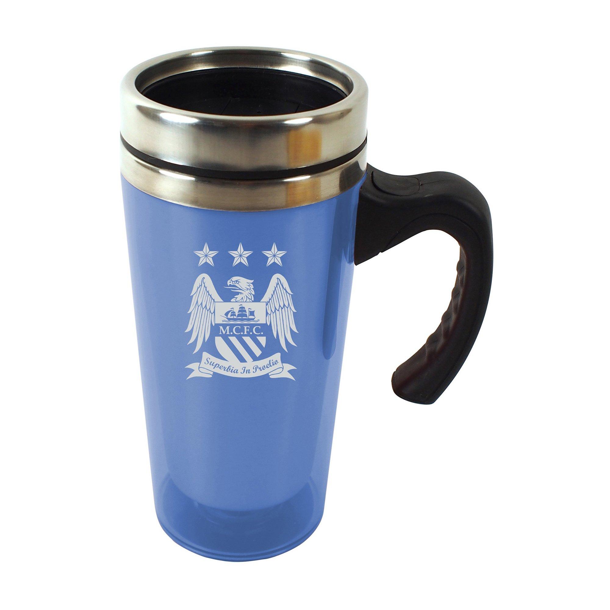 Image of Manchester City Travel Mug