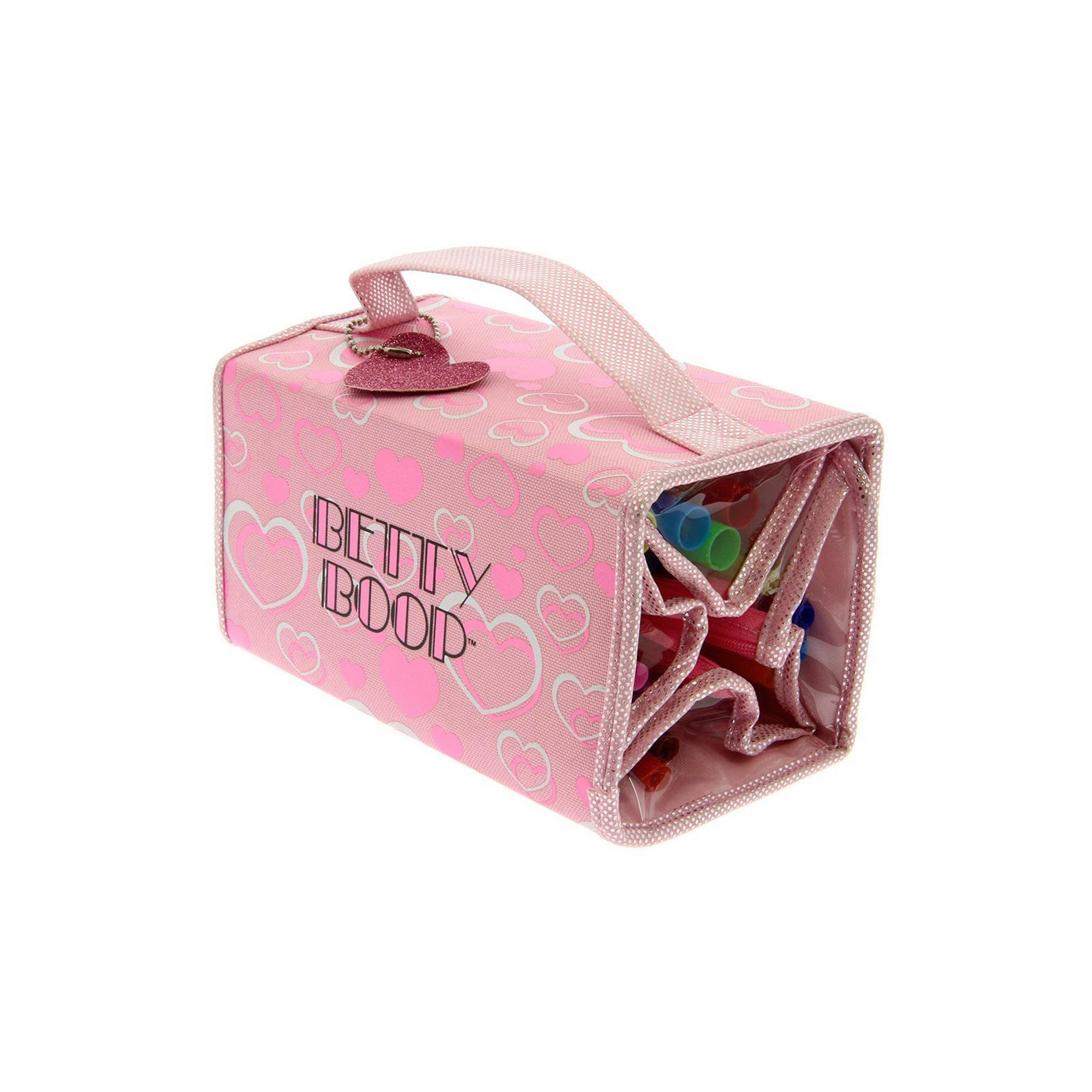 Image of Betty Boop Cosmetic Wrap Case