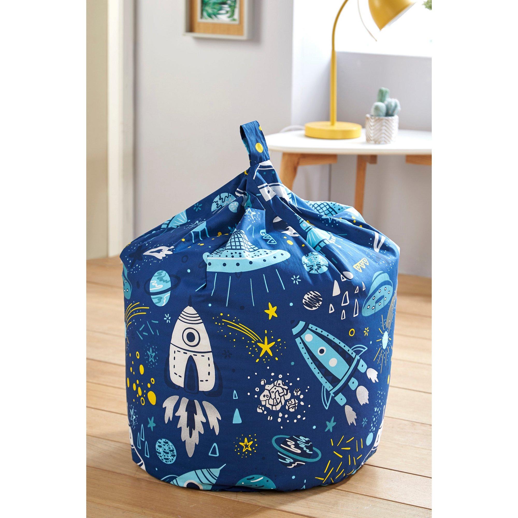 Image of Kids Spaceship Bean Bag