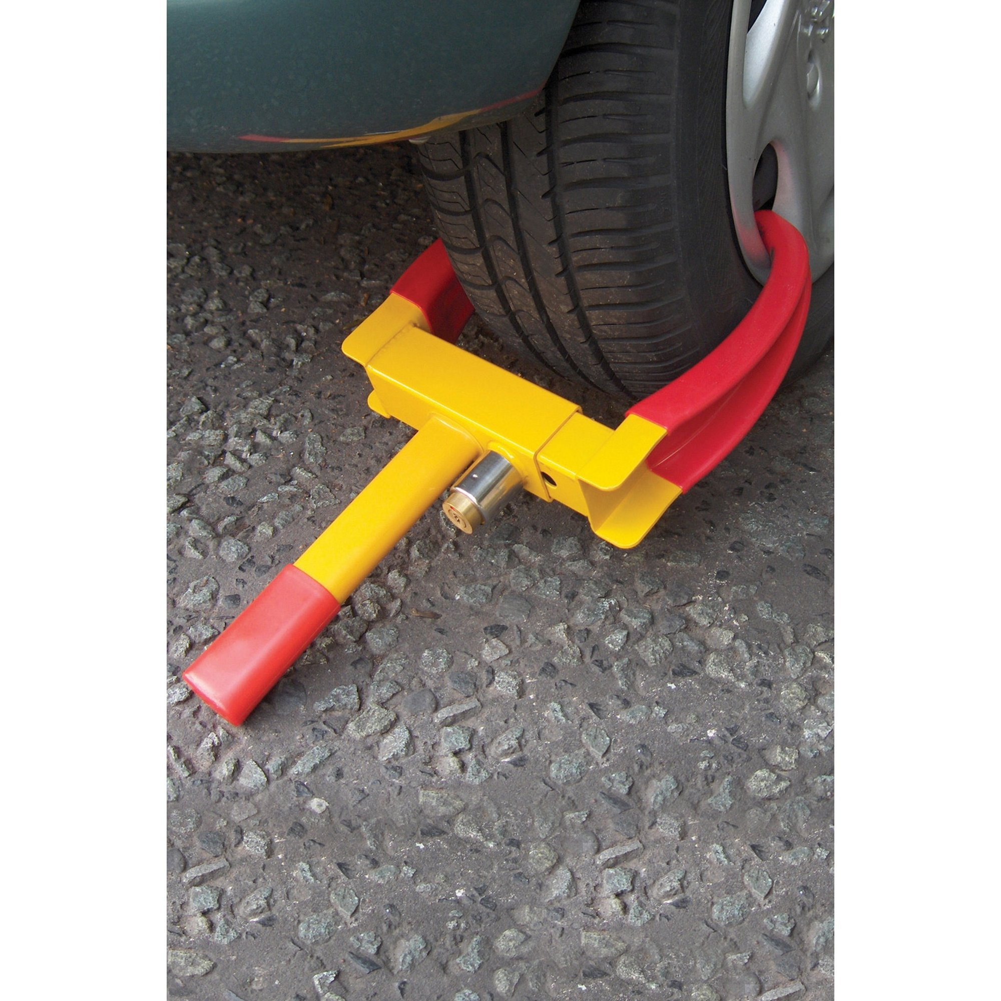 Image of Easy Fit Claw Wheel Clamp