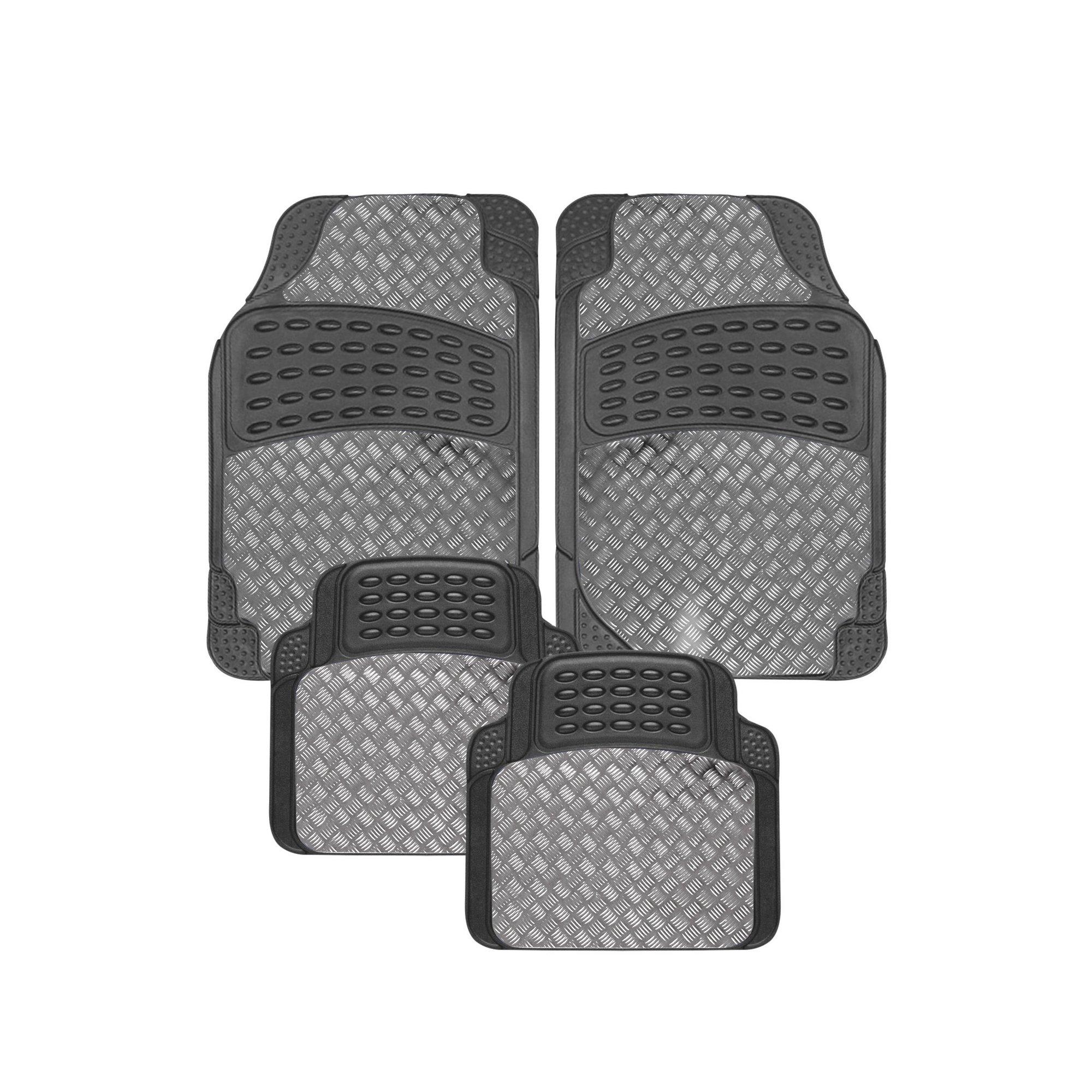 Image of Vision Checker Car Mat Set