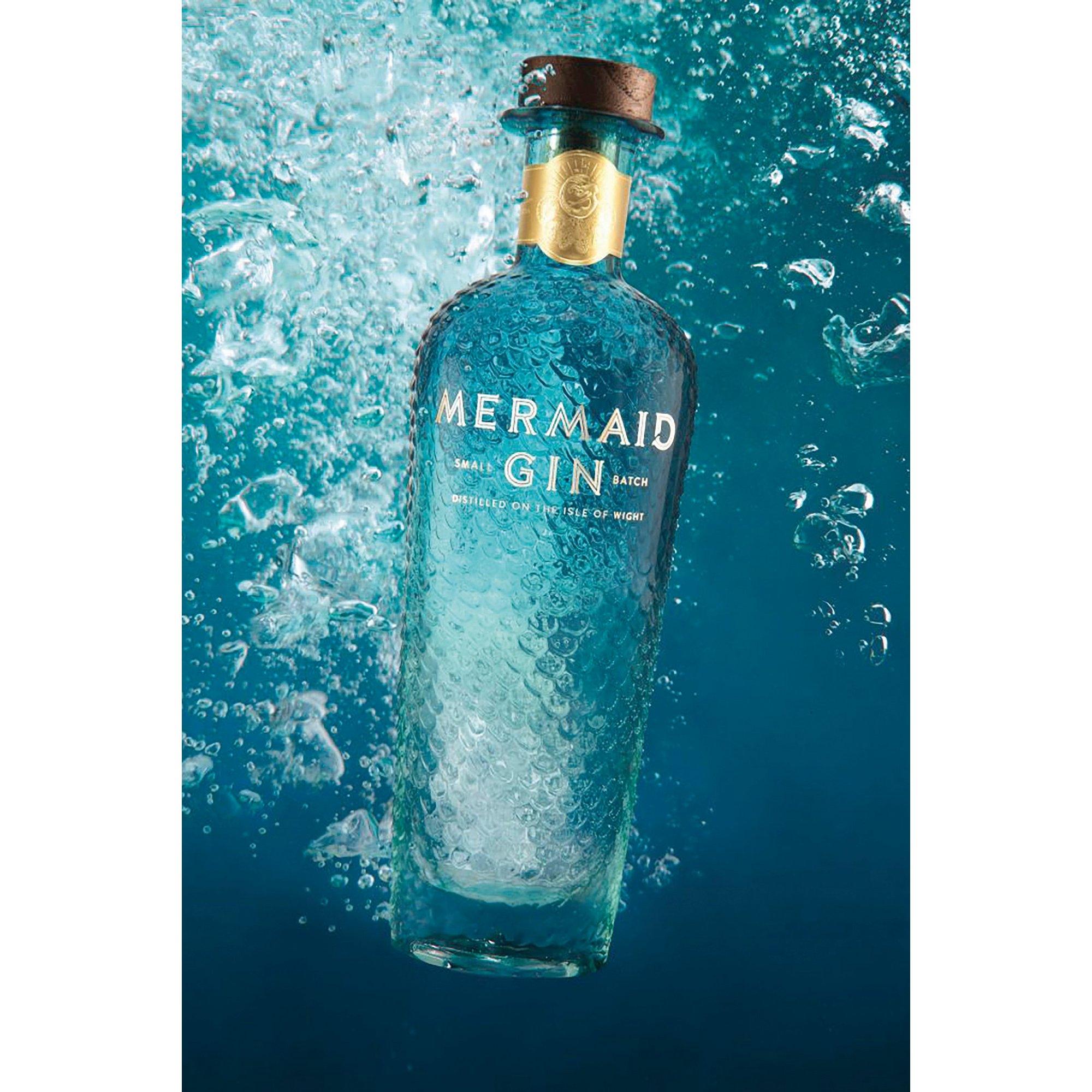 Image of Isle Of Wight Distillery Mermaid Gin