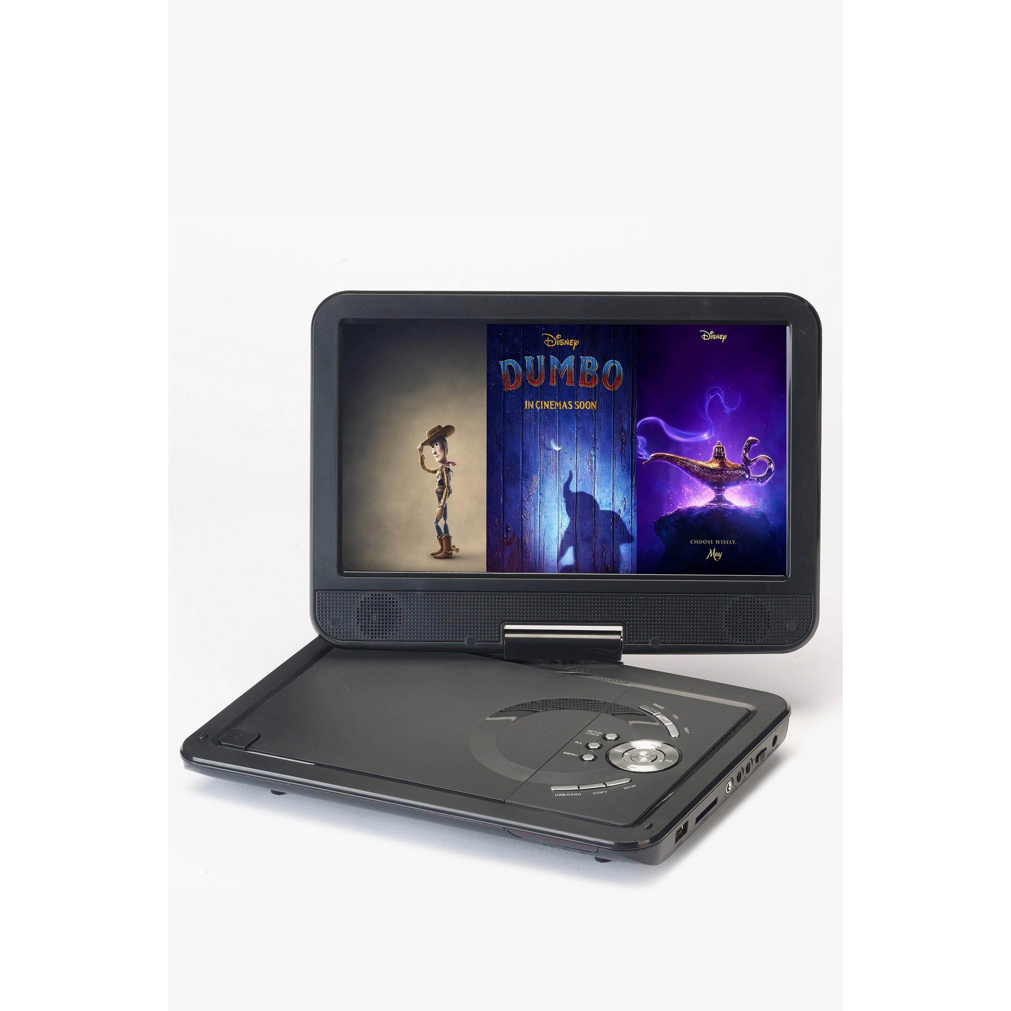 Image of 10 Inch Portable In-Car DVD Player