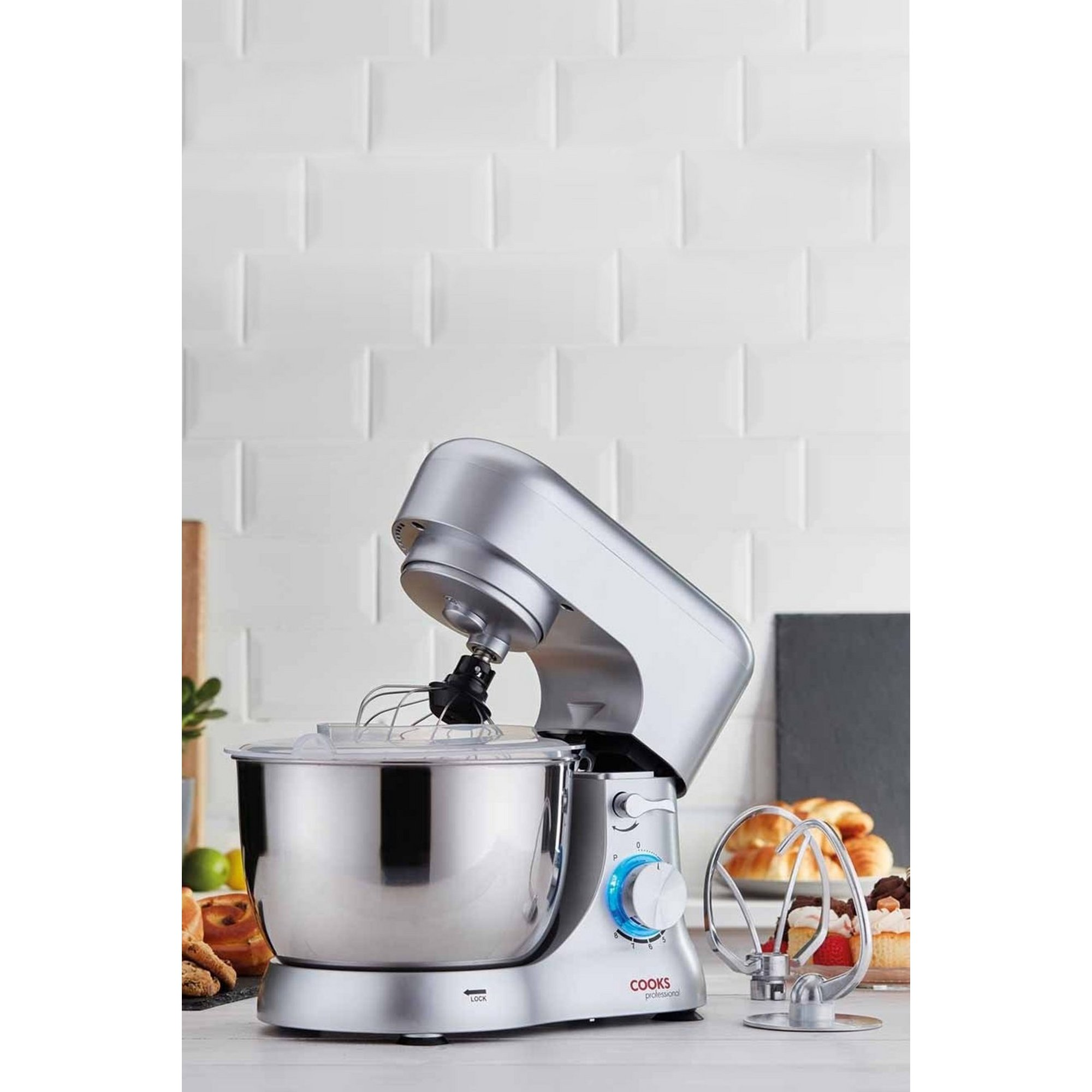 Image of Cooks Professional 1000W Stand Mixer